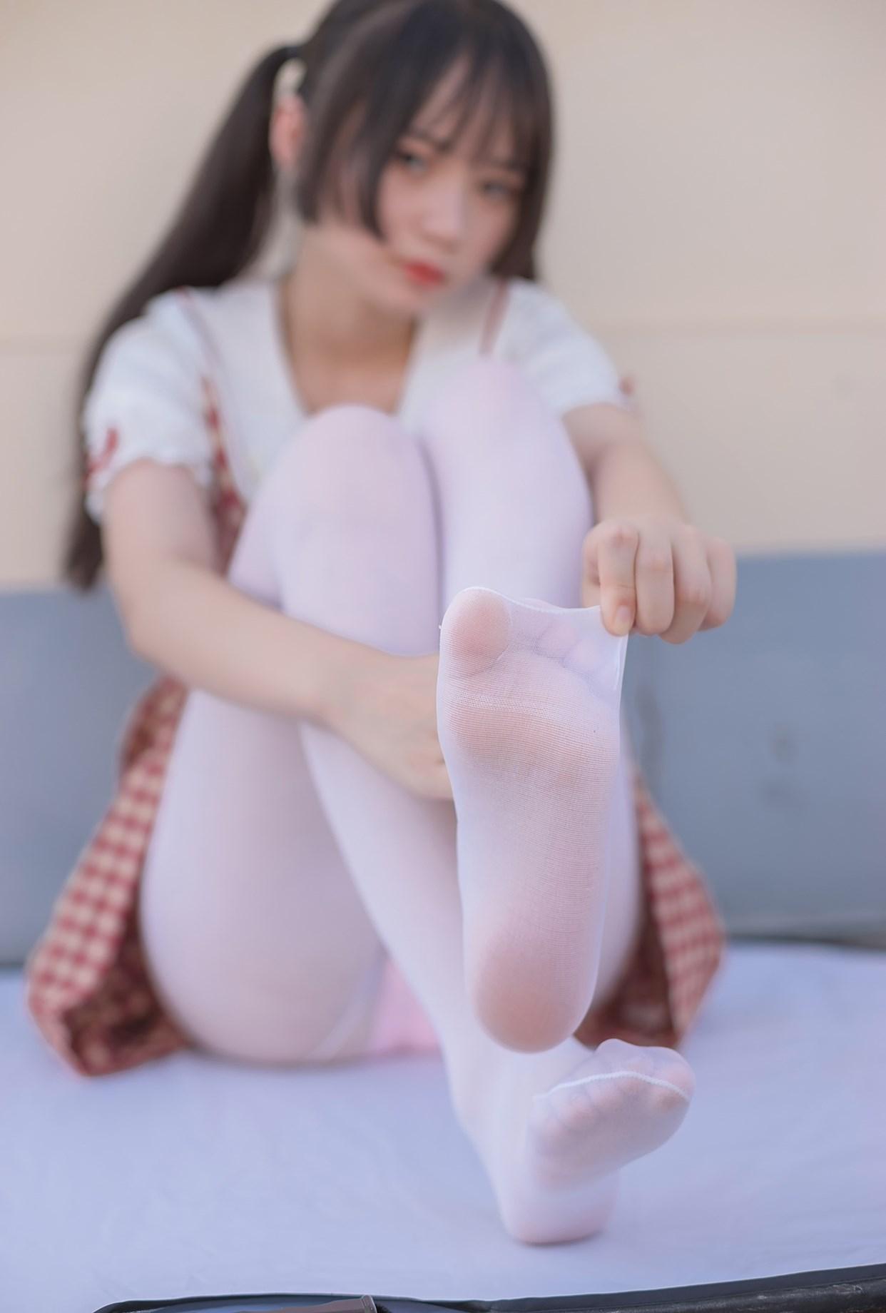 【兔玩映画】萝莉的白丝袜 兔玩映画 第31张