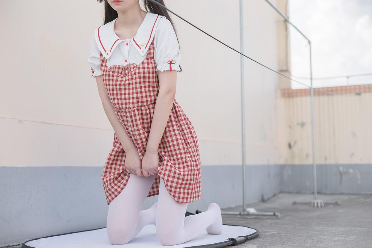 【兔玩映画】萝莉的白丝袜 兔玩映画 第35张
