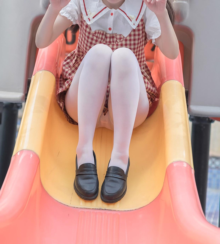 【兔玩映画】萝莉的白丝袜 兔玩映画 第40张