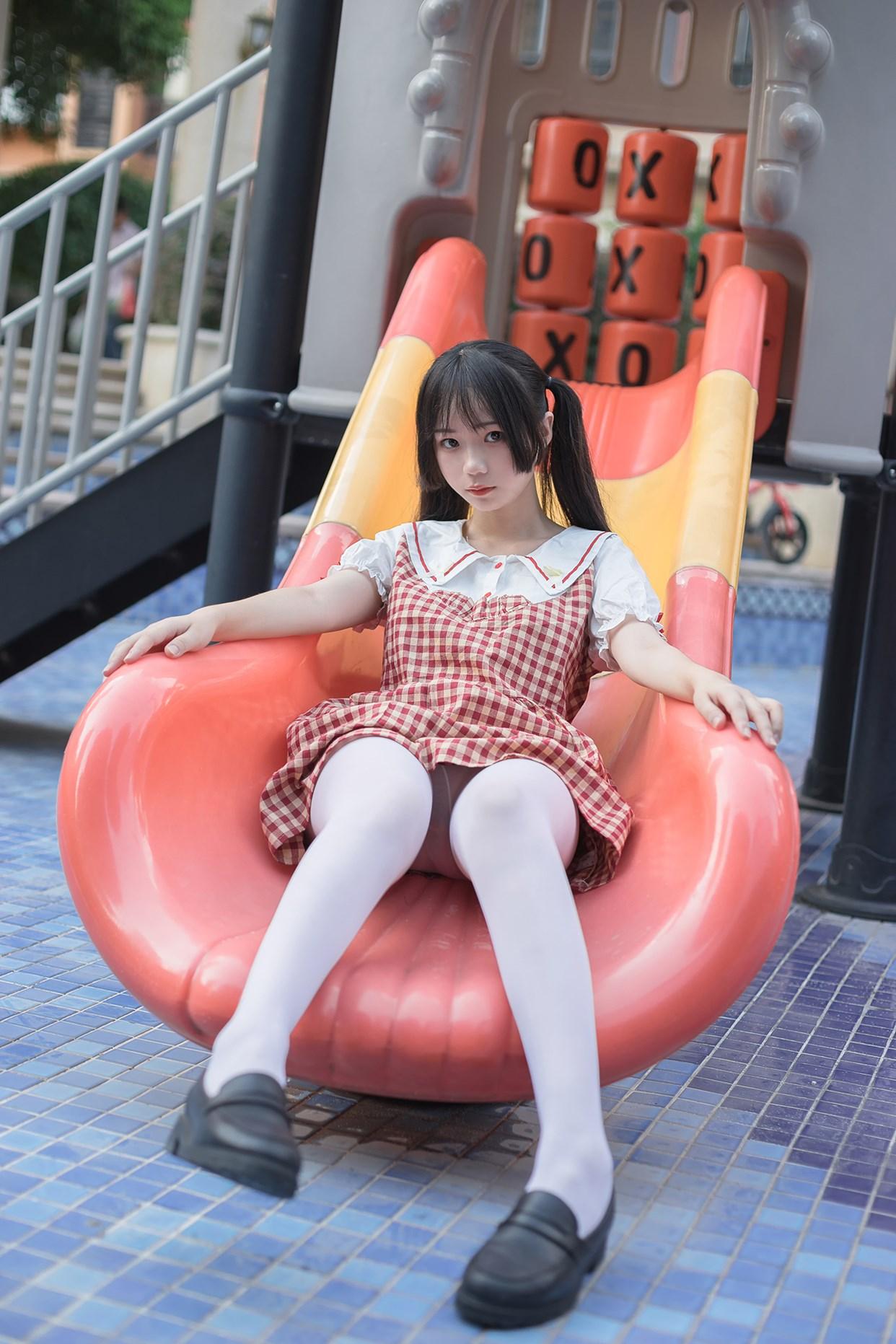 【兔玩映画】萝莉的白丝袜 兔玩映画 第42张