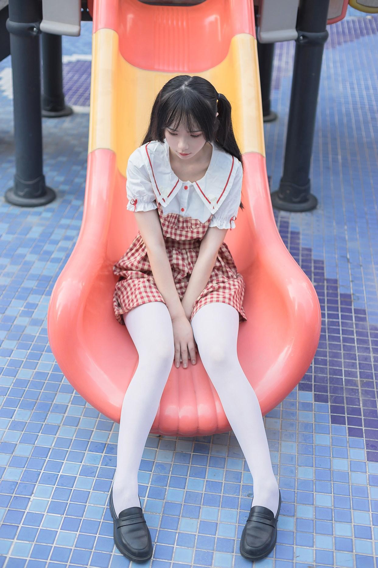 【兔玩映画】萝莉的白丝袜 兔玩映画 第43张