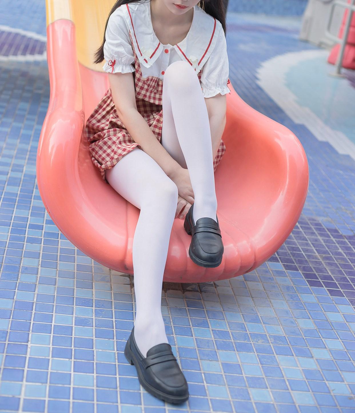 【兔玩映画】萝莉的白丝袜 兔玩映画 第44张