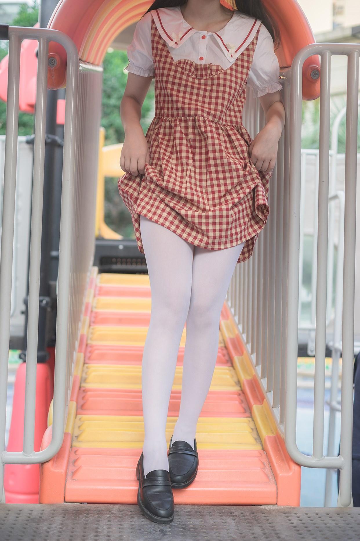 【兔玩映画】萝莉的白丝袜 兔玩映画 第46张