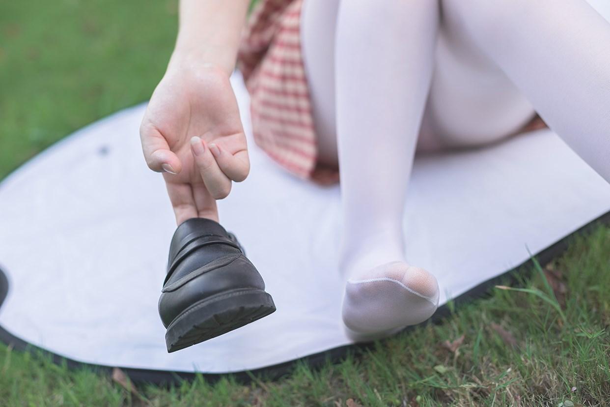 【兔玩映画】萝莉的白丝袜 兔玩映画 第49张