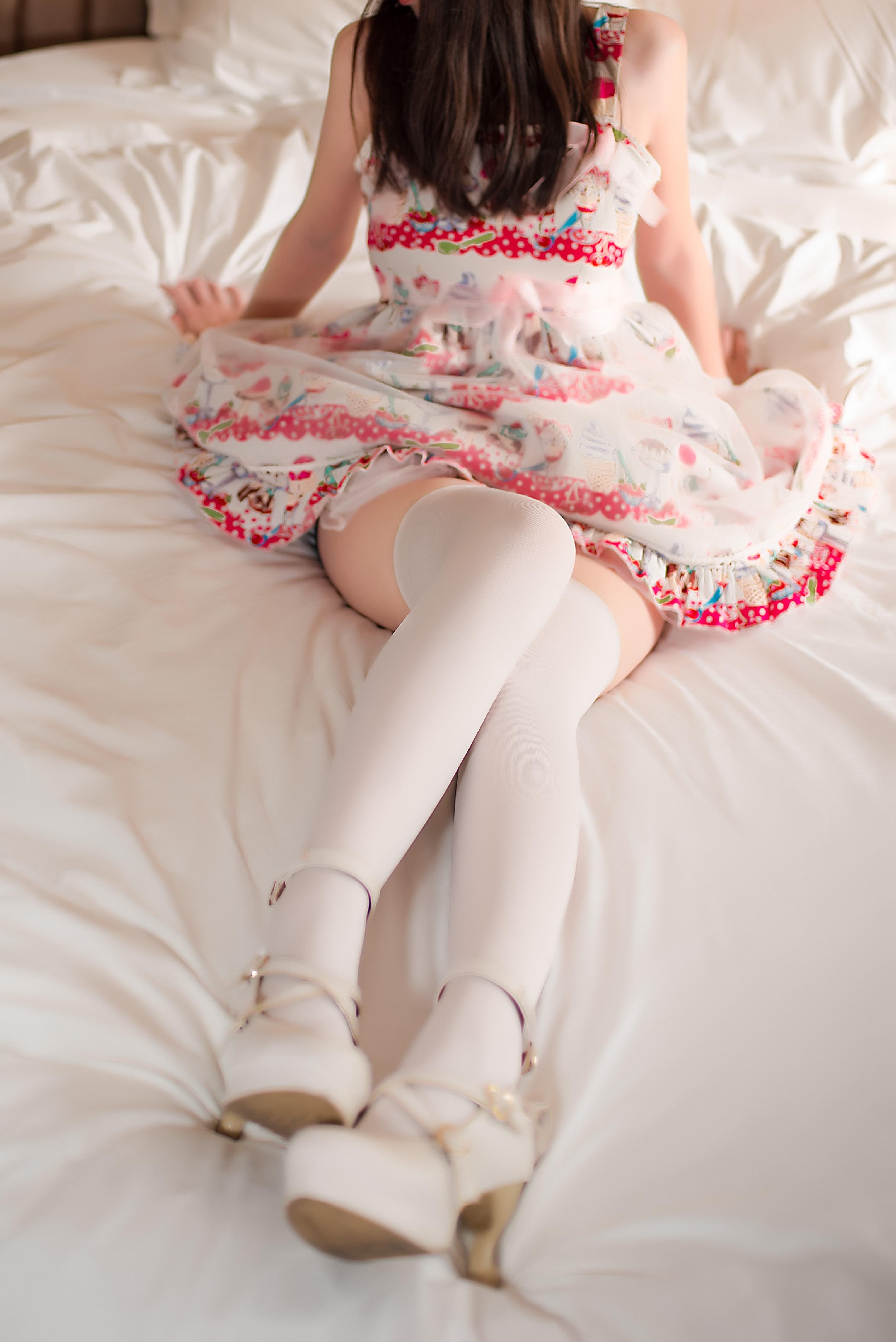 【兔玩映画】粉色小裙子 兔玩映画 第6张