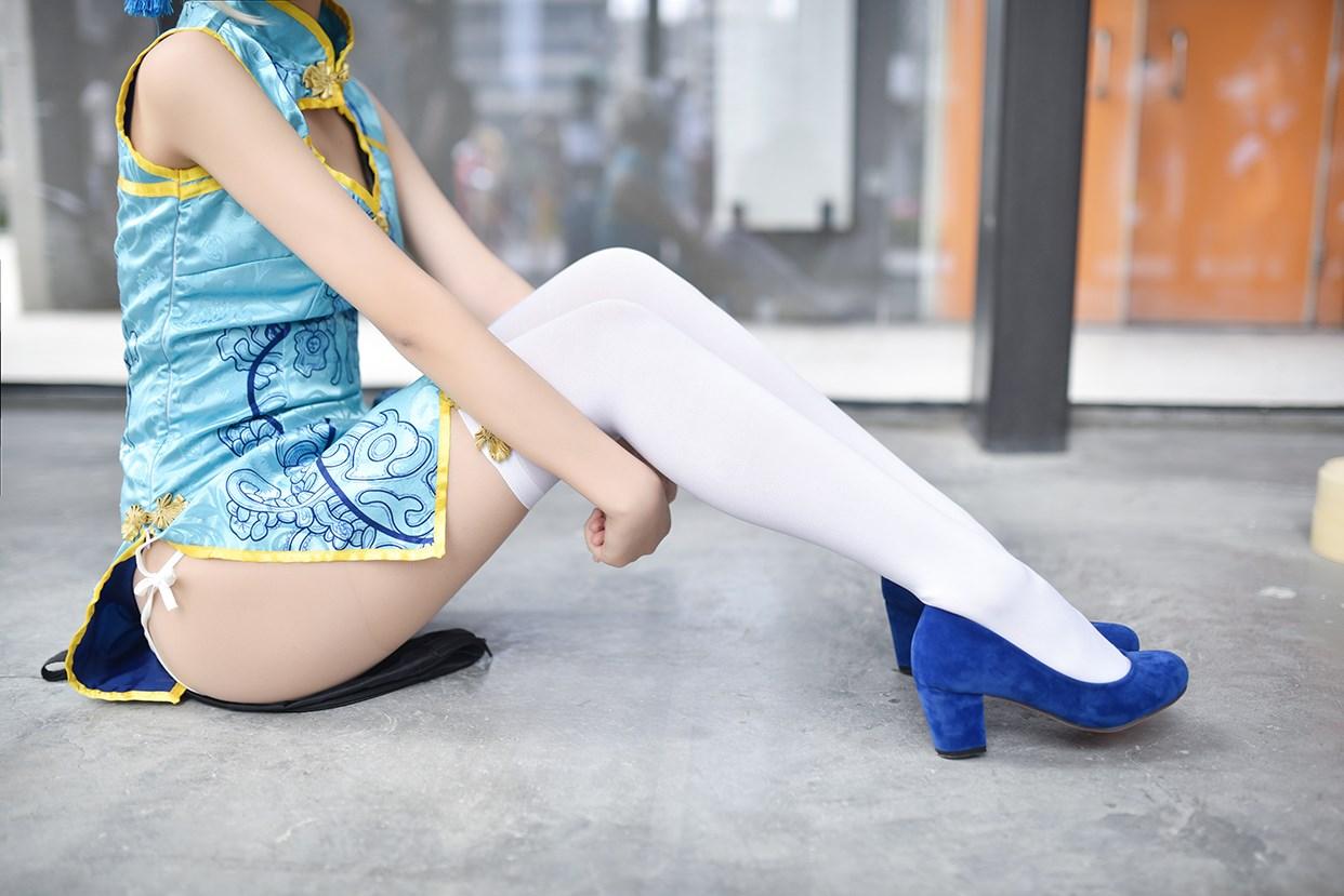 【兔玩映画】超卡哇伊的旗袍娘 兔玩映画 第39张