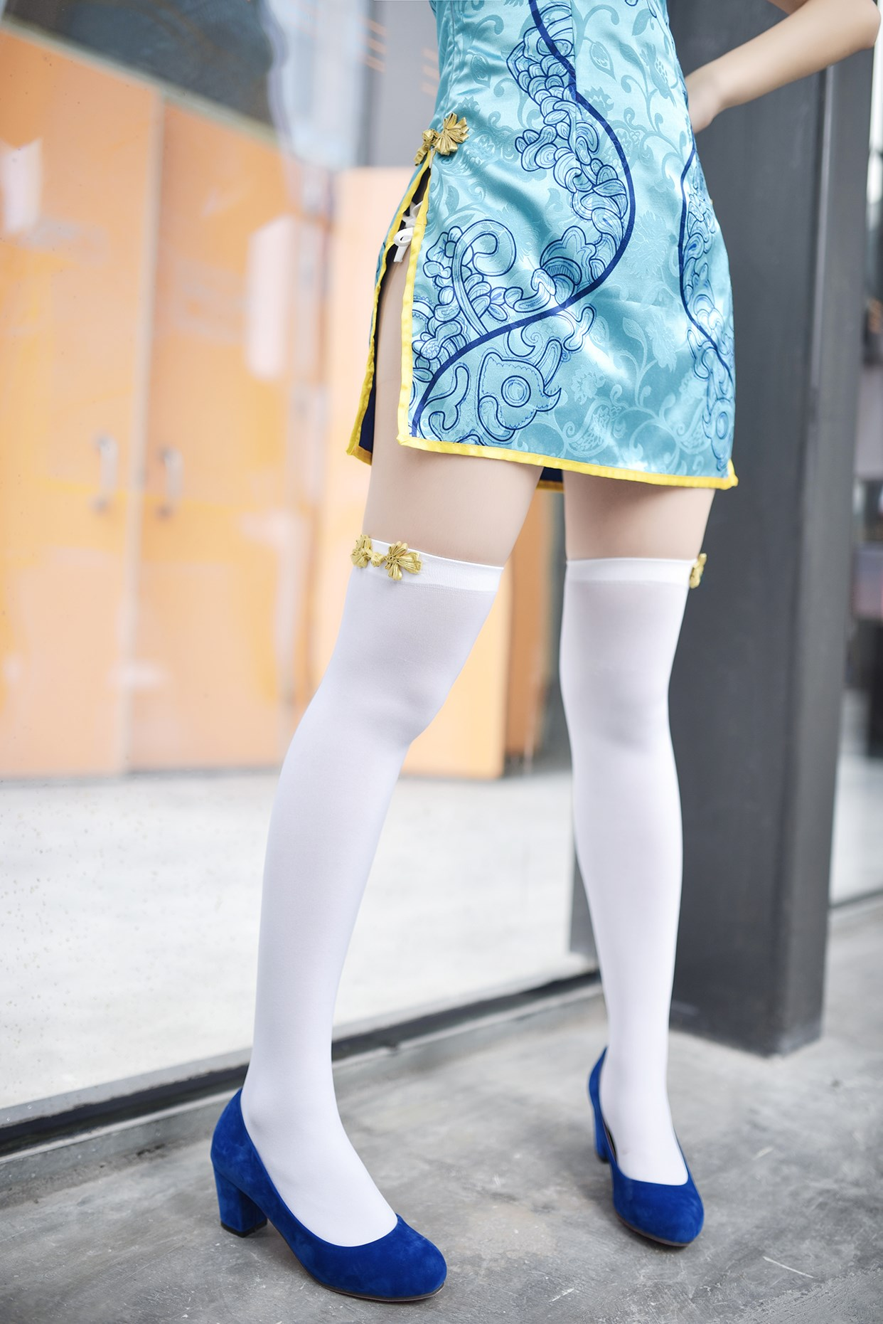 【兔玩映画】超卡哇伊的旗袍娘 兔玩映画 第46张