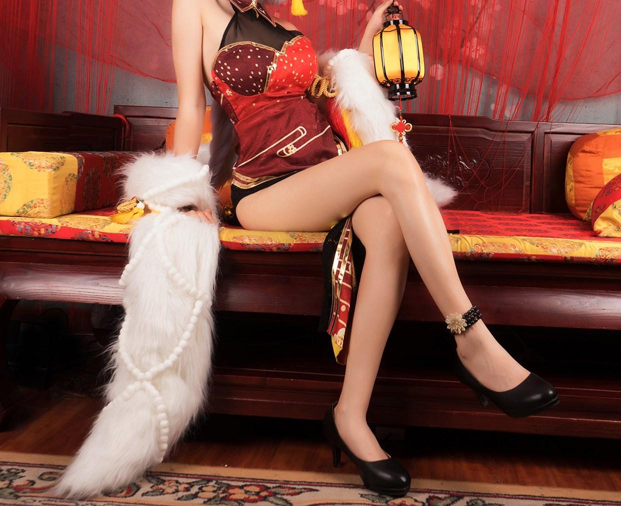 【兔玩映画】超细腻的大长腿 兔玩映画 第36张