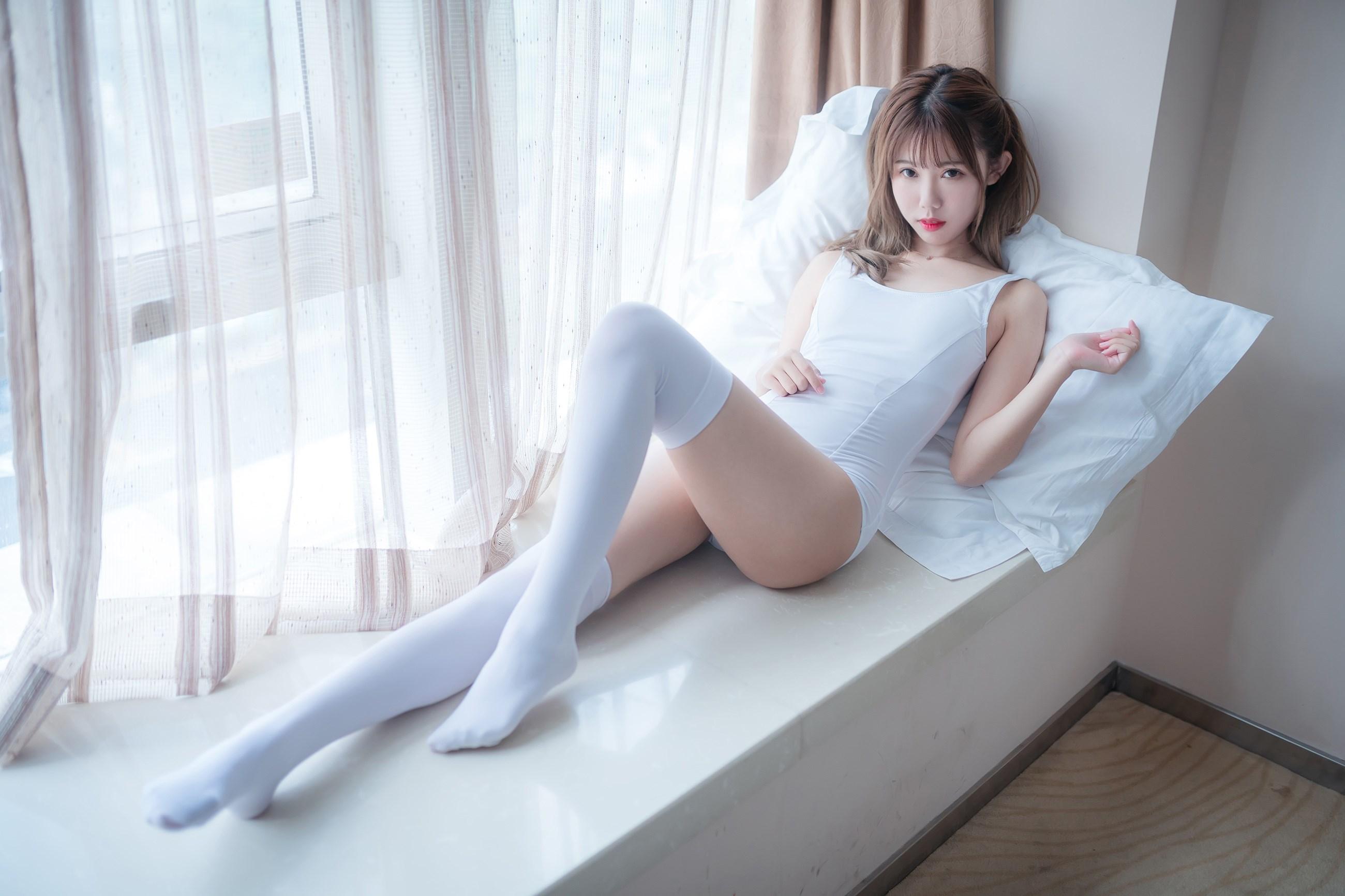 【兔玩映画】vol.09-纯白色 兔玩映画 第32张