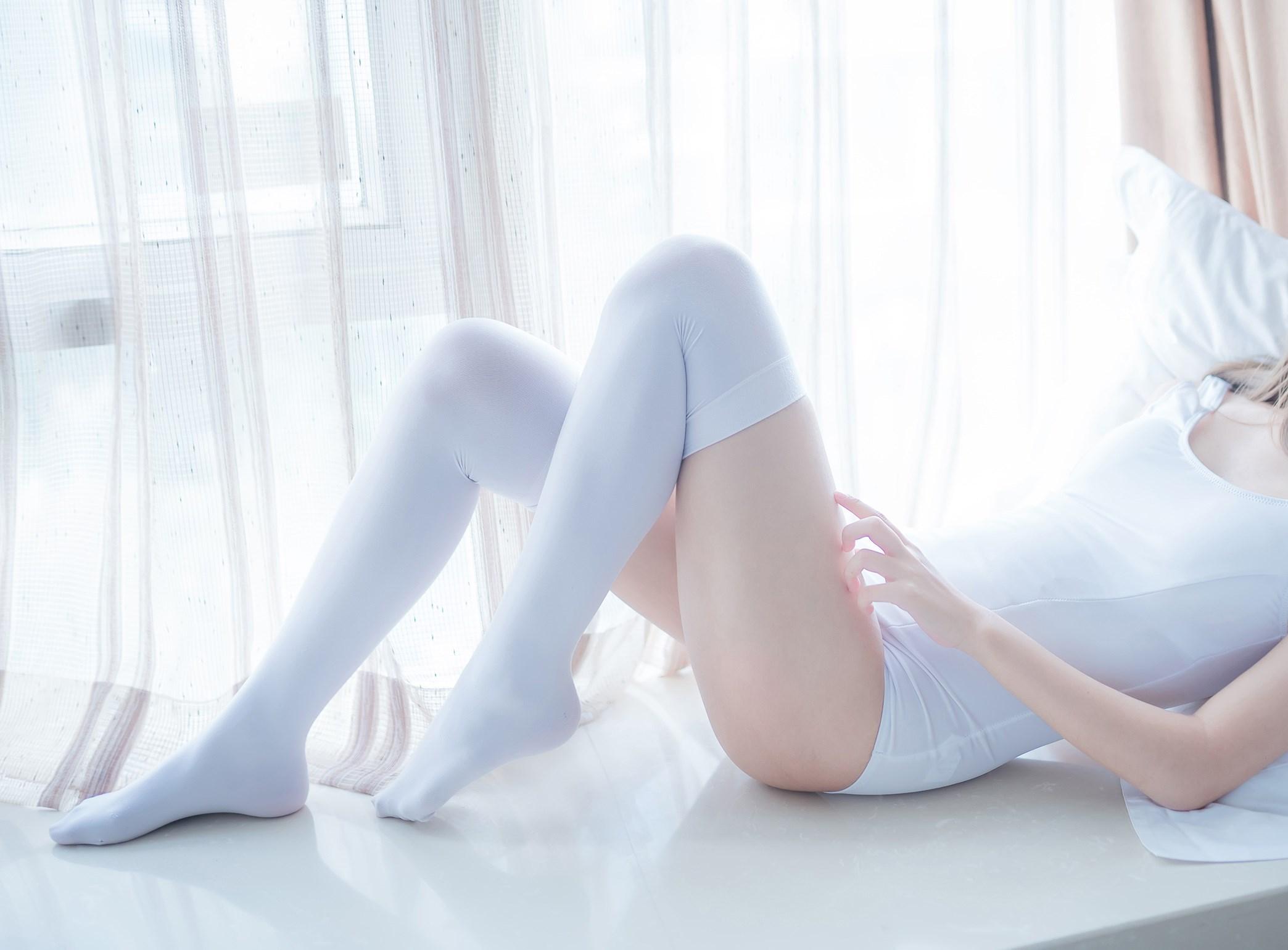 【兔玩映画】vol.09-纯白色 兔玩映画 第37张