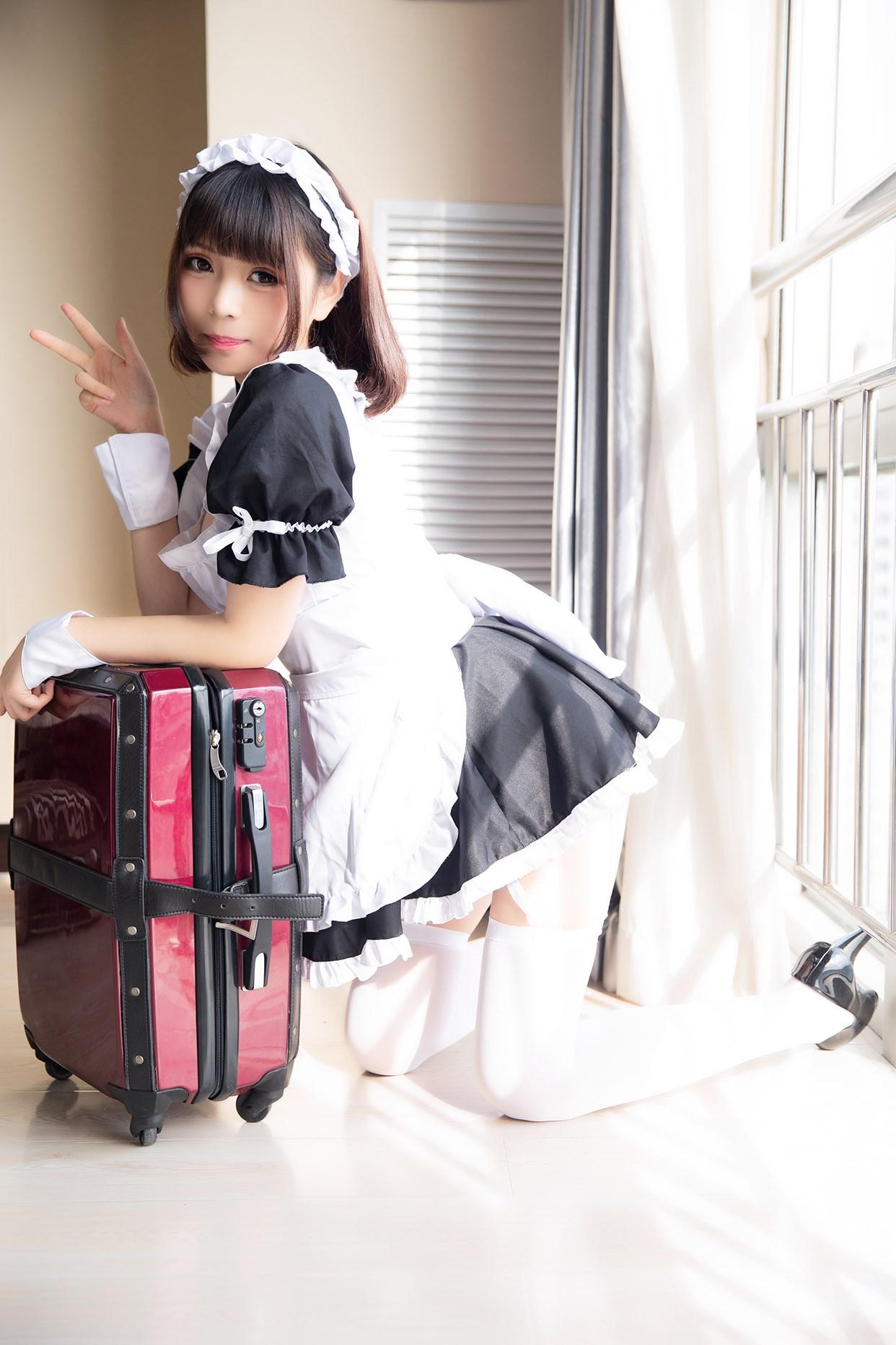 【兔玩映画】vol.03-萝莉女仆 兔玩映画 第8张