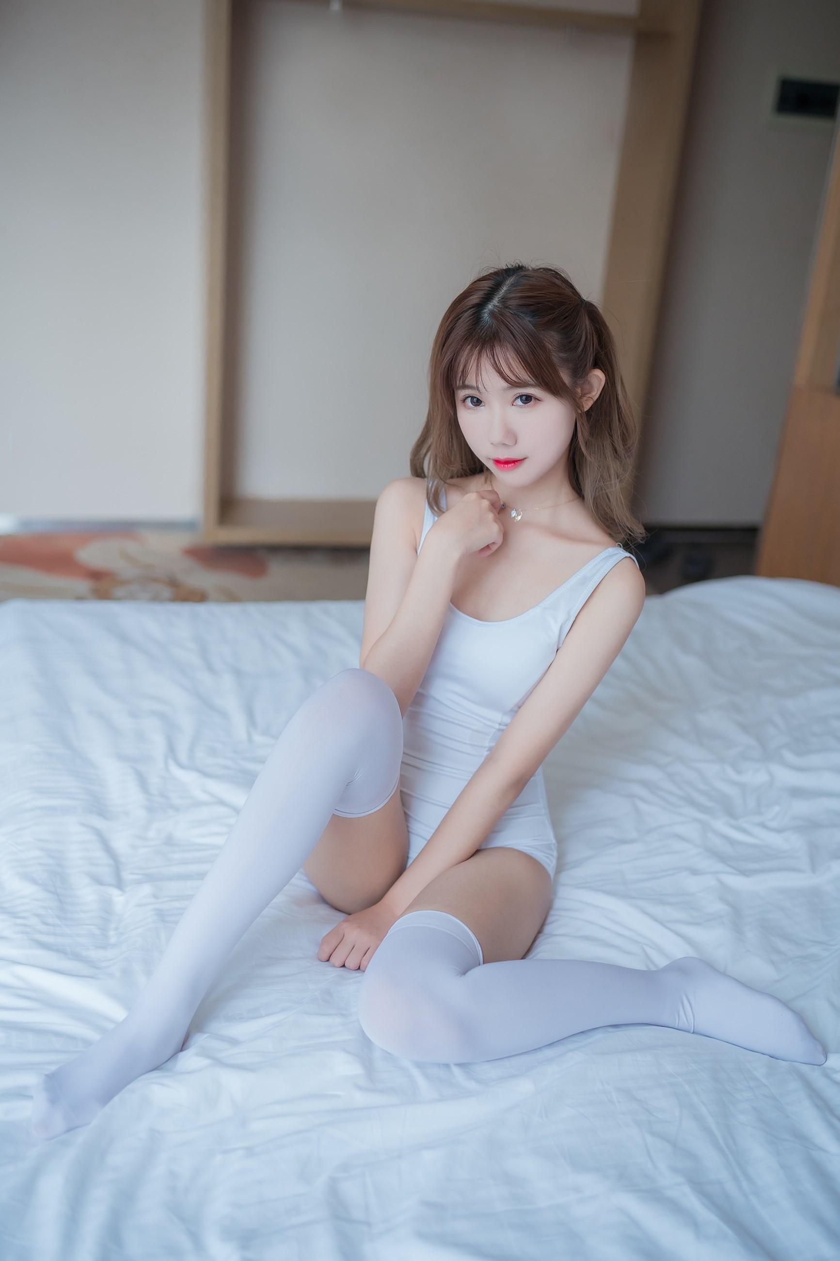 【兔玩映画】vol.09-纯白色 兔玩映画 第1张
