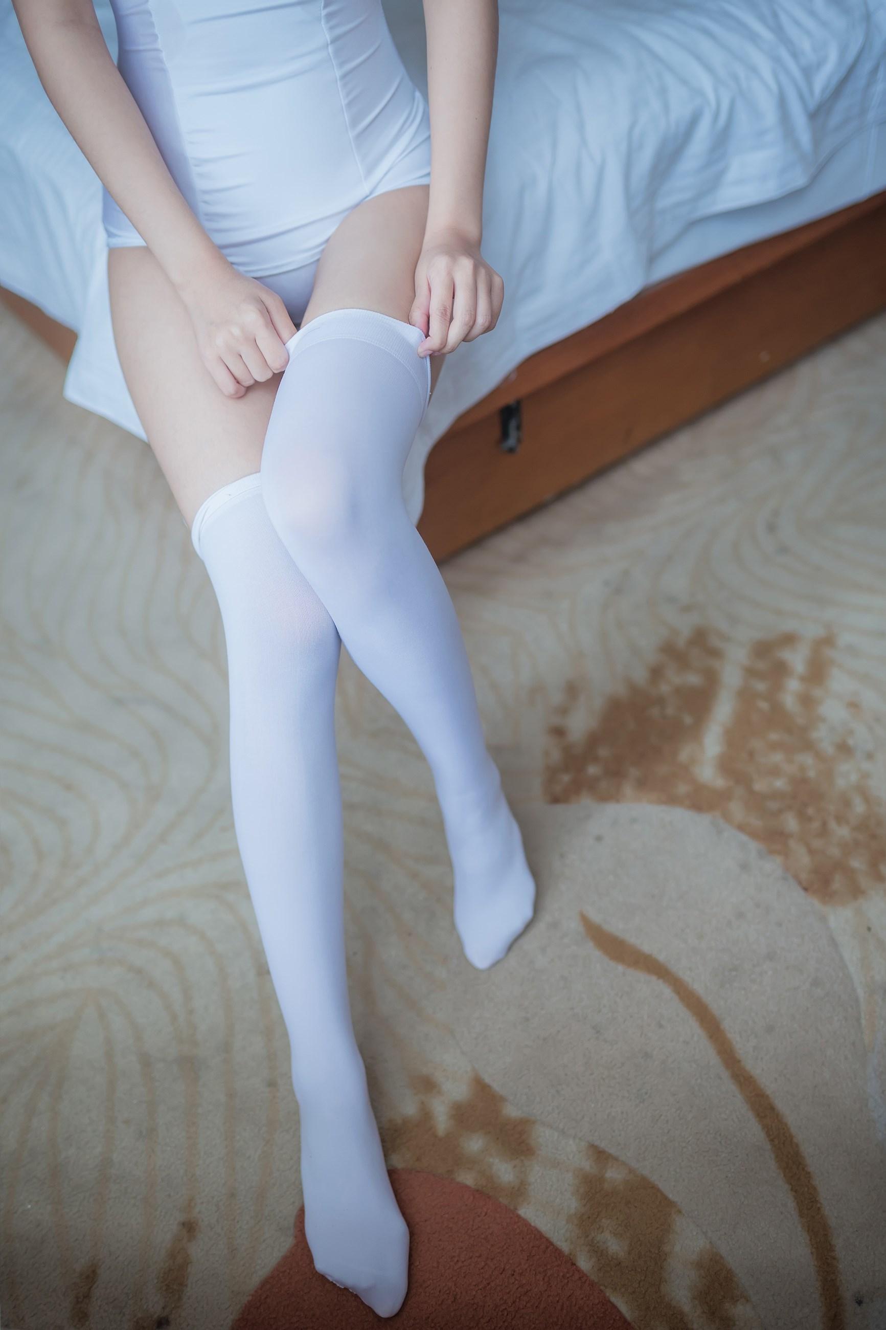 【兔玩映画】vol.09-纯白色 兔玩映画 第6张