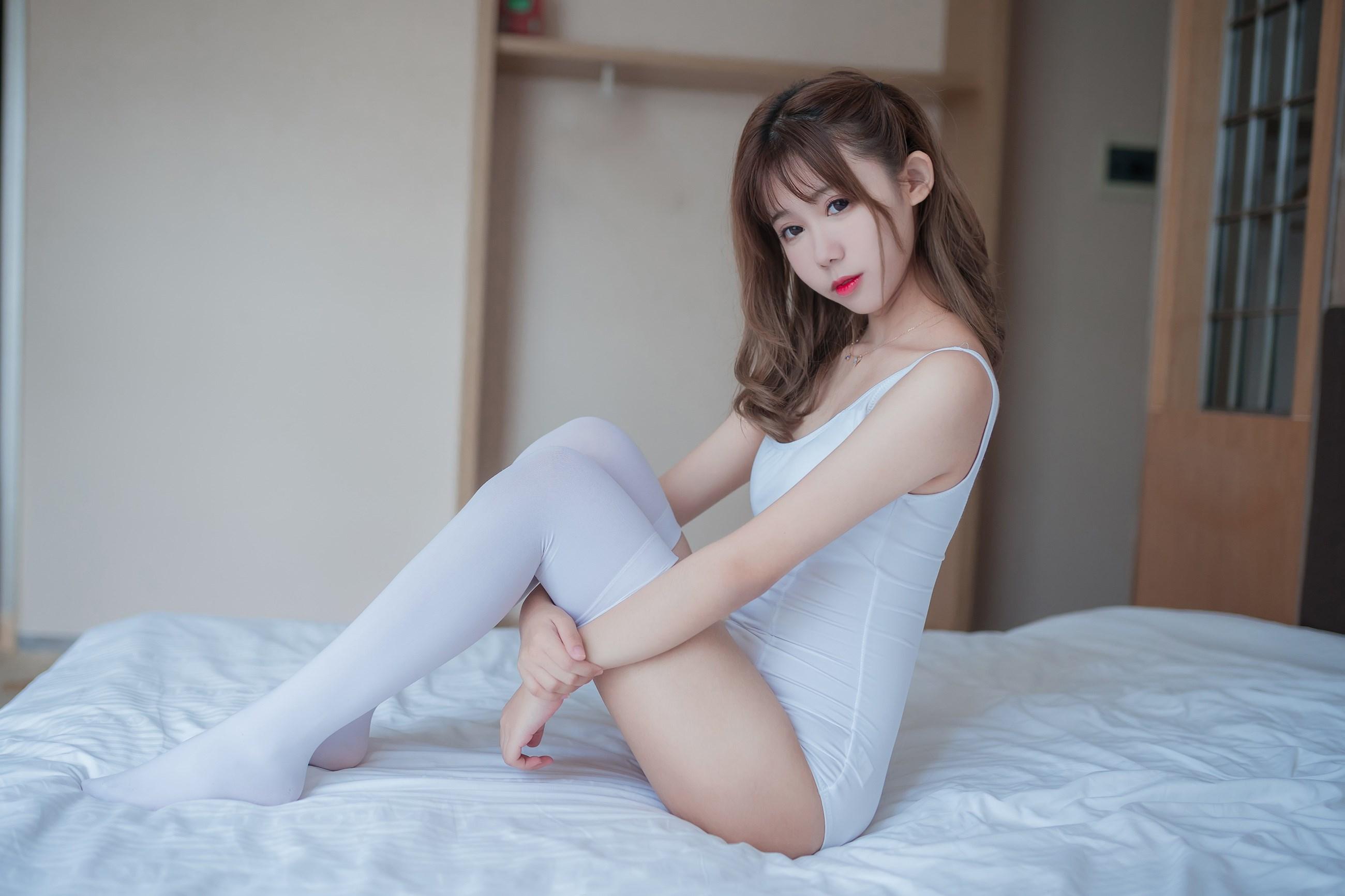 【兔玩映画】vol.09-纯白色 兔玩映画 第22张