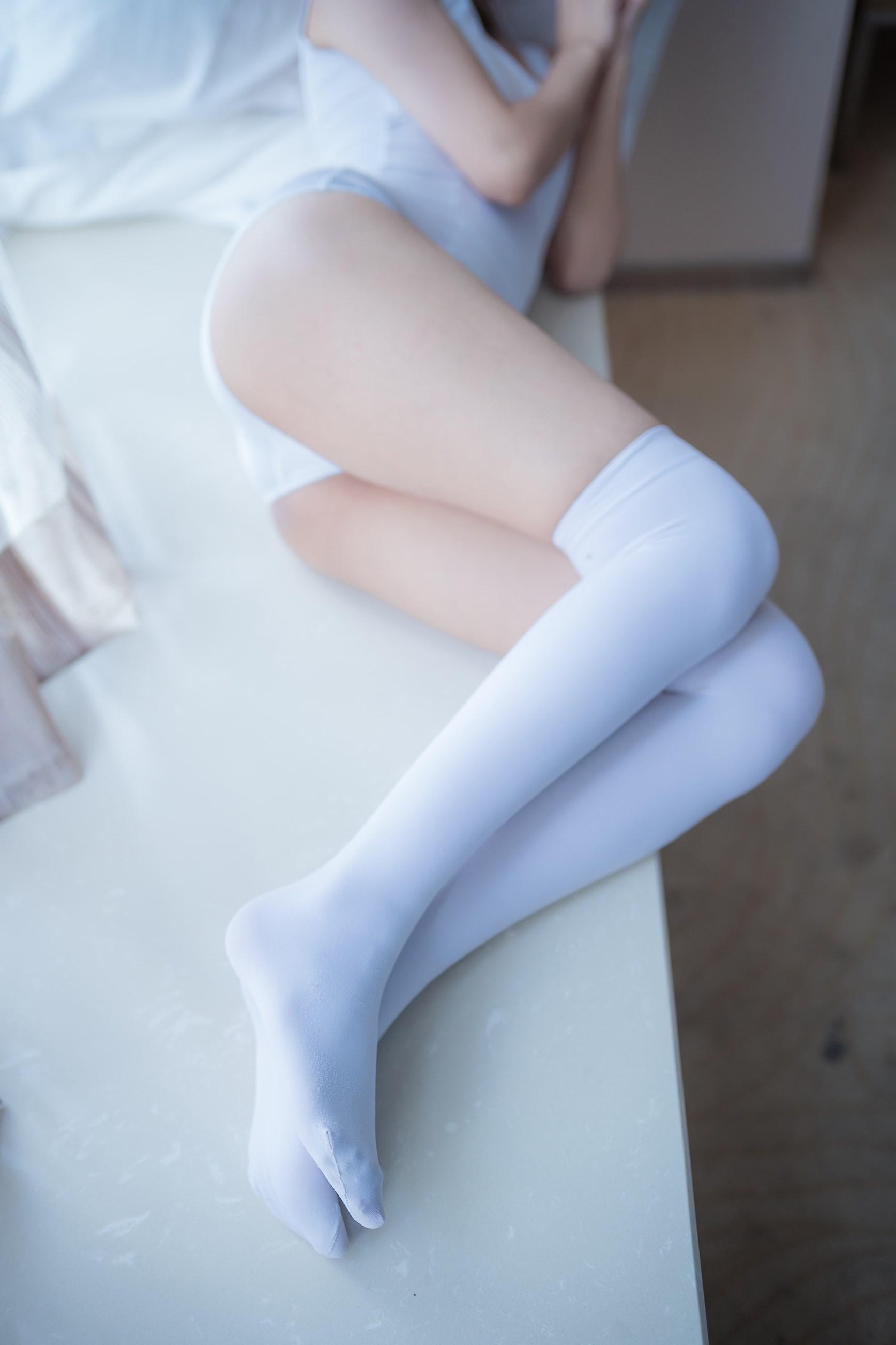 【兔玩映画】vol.09-纯白色 兔玩映画 第38张