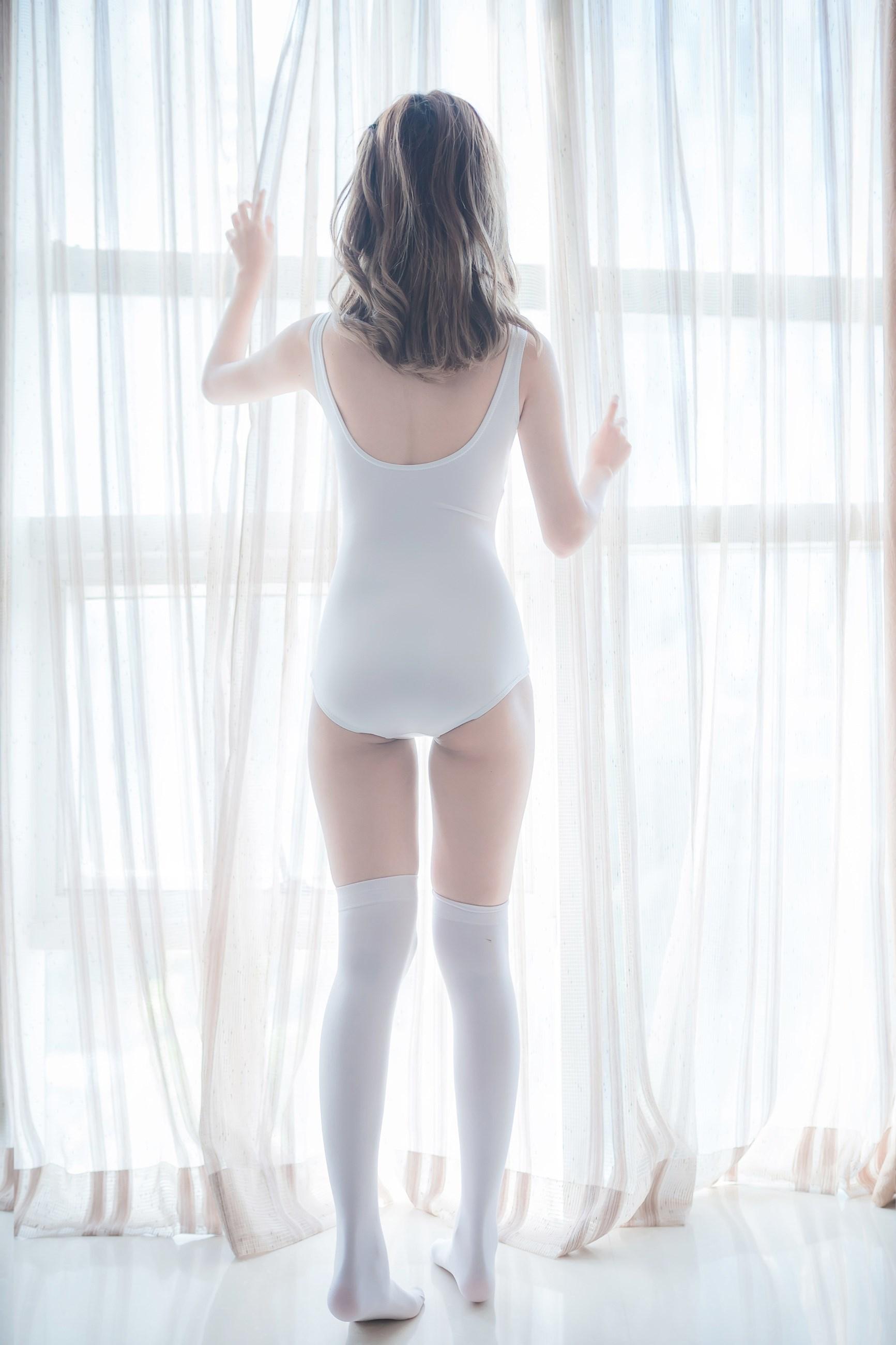 【兔玩映画】vol.09-纯白色 兔玩映画 第44张
