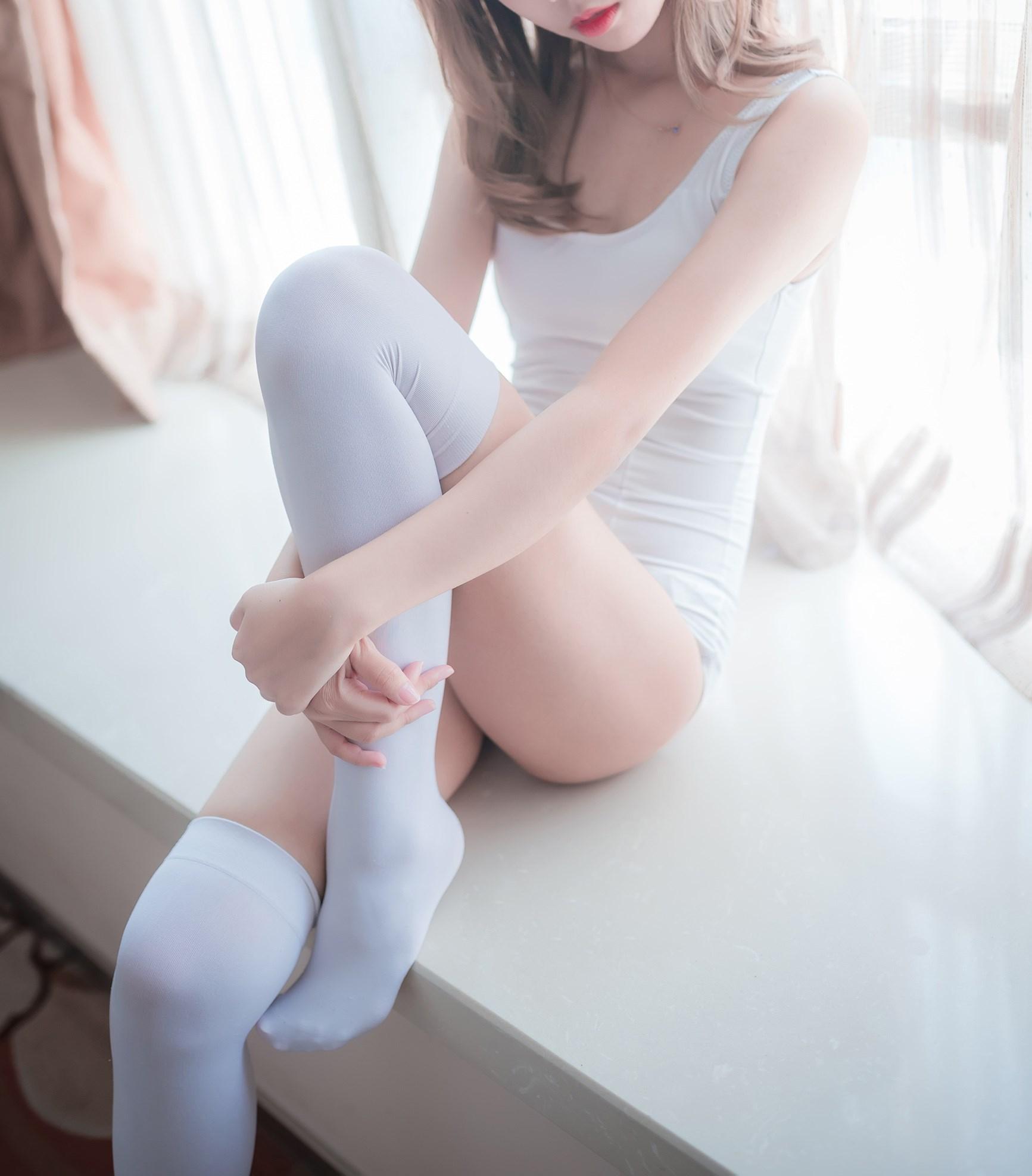 【兔玩映画】vol.09-纯白色 兔玩映画 第46张