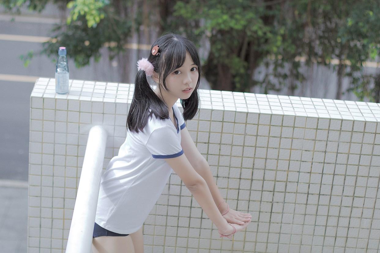 【兔玩映画】萝莉的体操服 兔玩映画 第36张