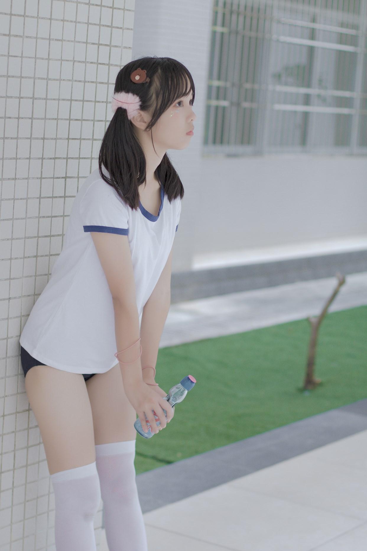 【兔玩映画】萝莉的体操服 兔玩映画 第24张