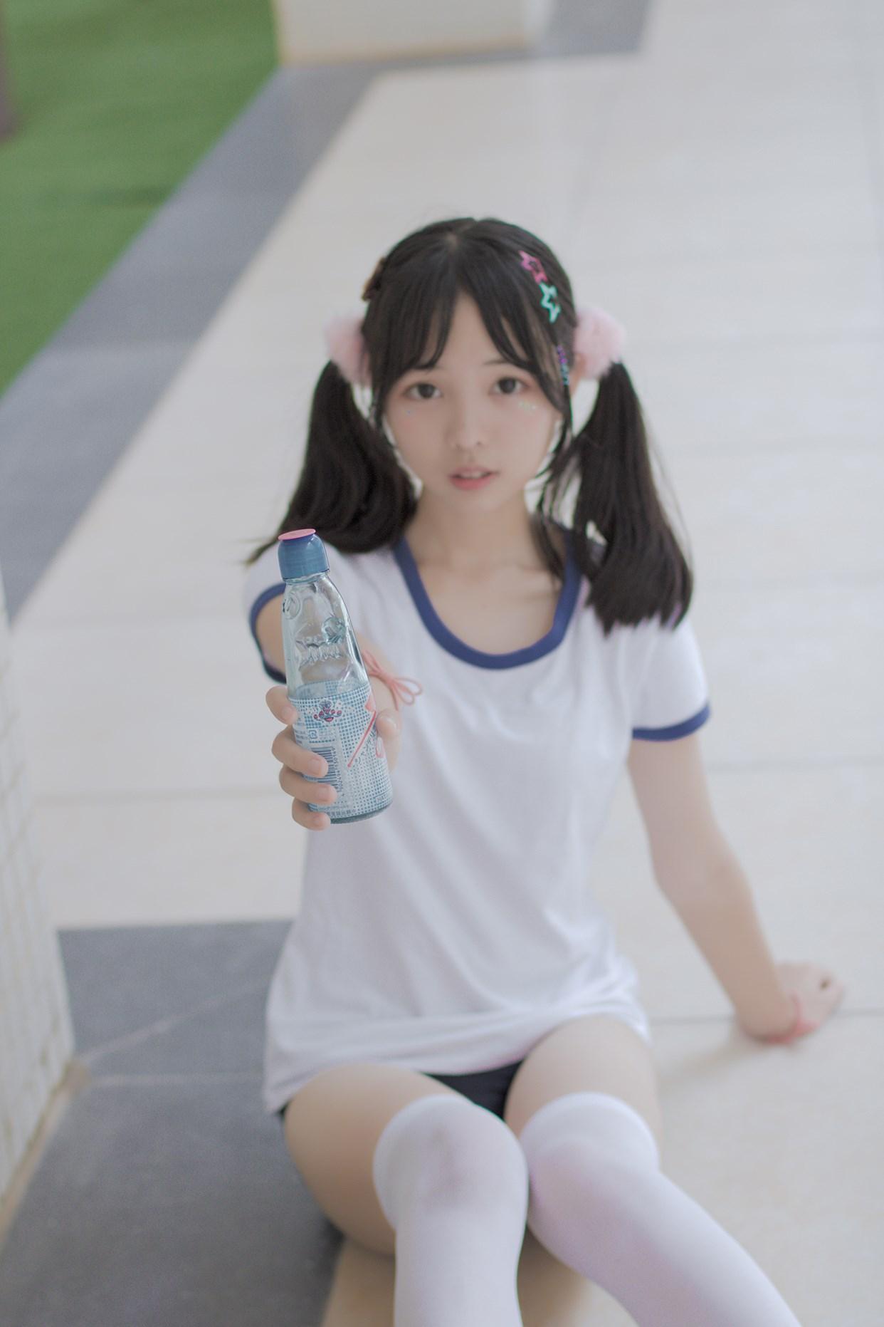 【兔玩映画】萝莉的体操服 兔玩映画 第25张