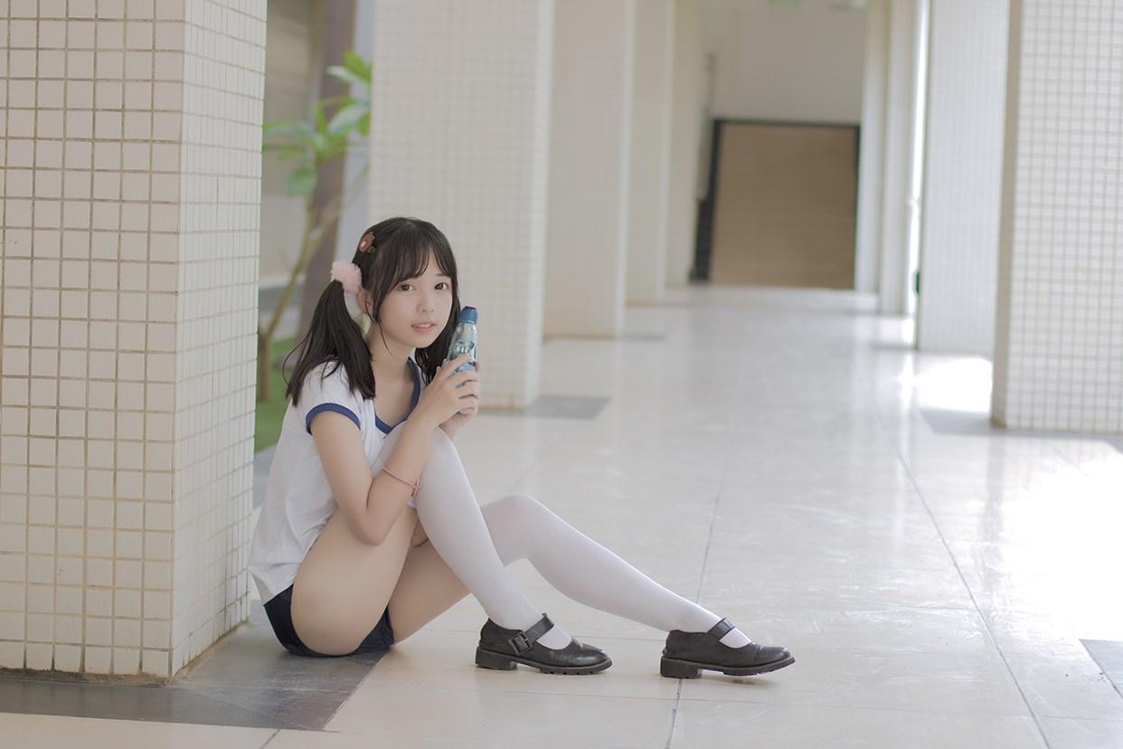 【兔玩映画】萝莉的体操服 兔玩映画 第14张