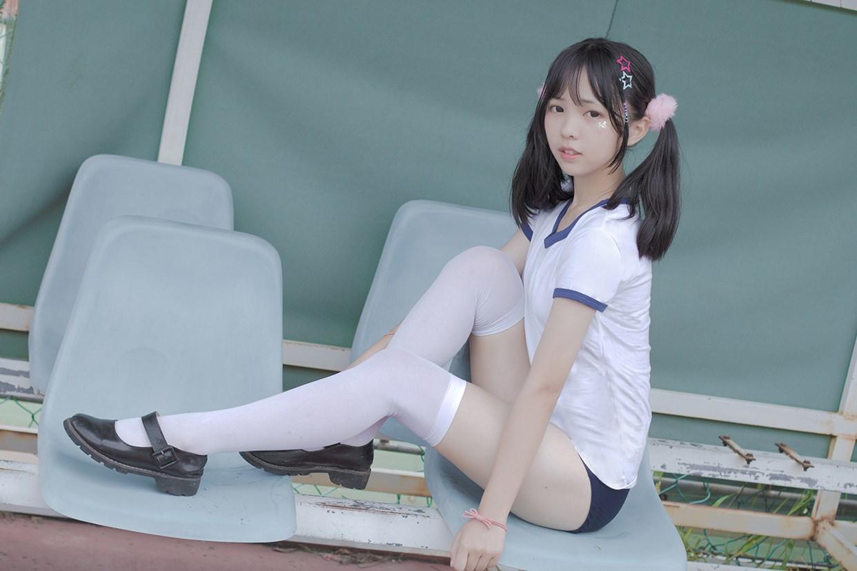 【兔玩映画】萝莉的体操服 兔玩映画 第9张