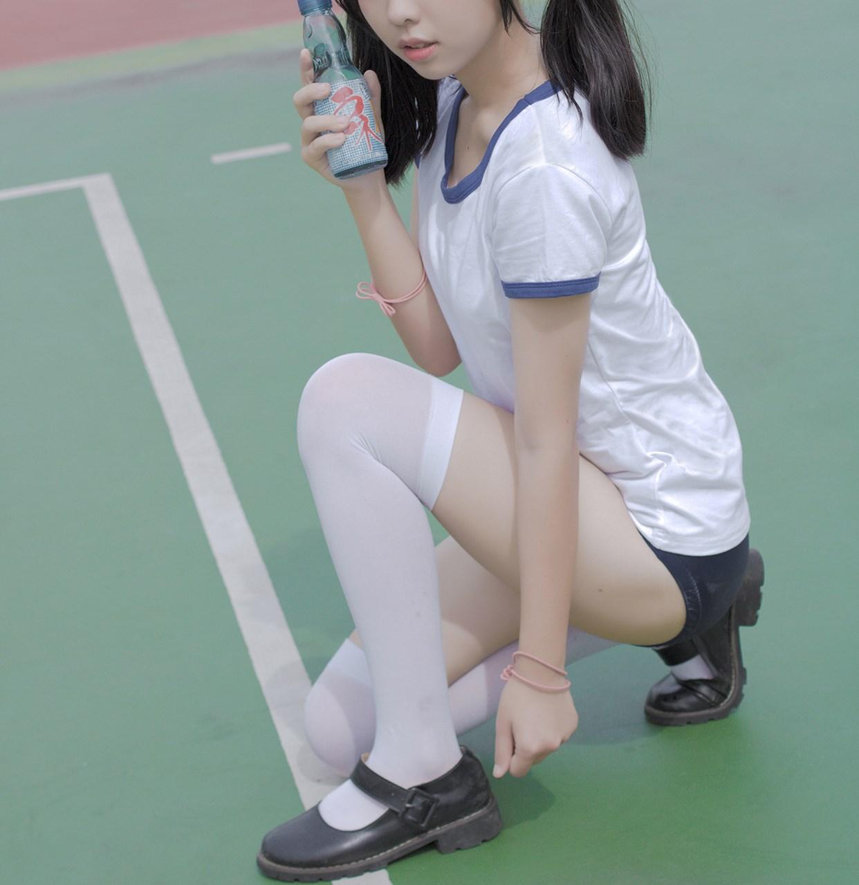 【兔玩映画】萝莉的体操服 兔玩映画 第11张