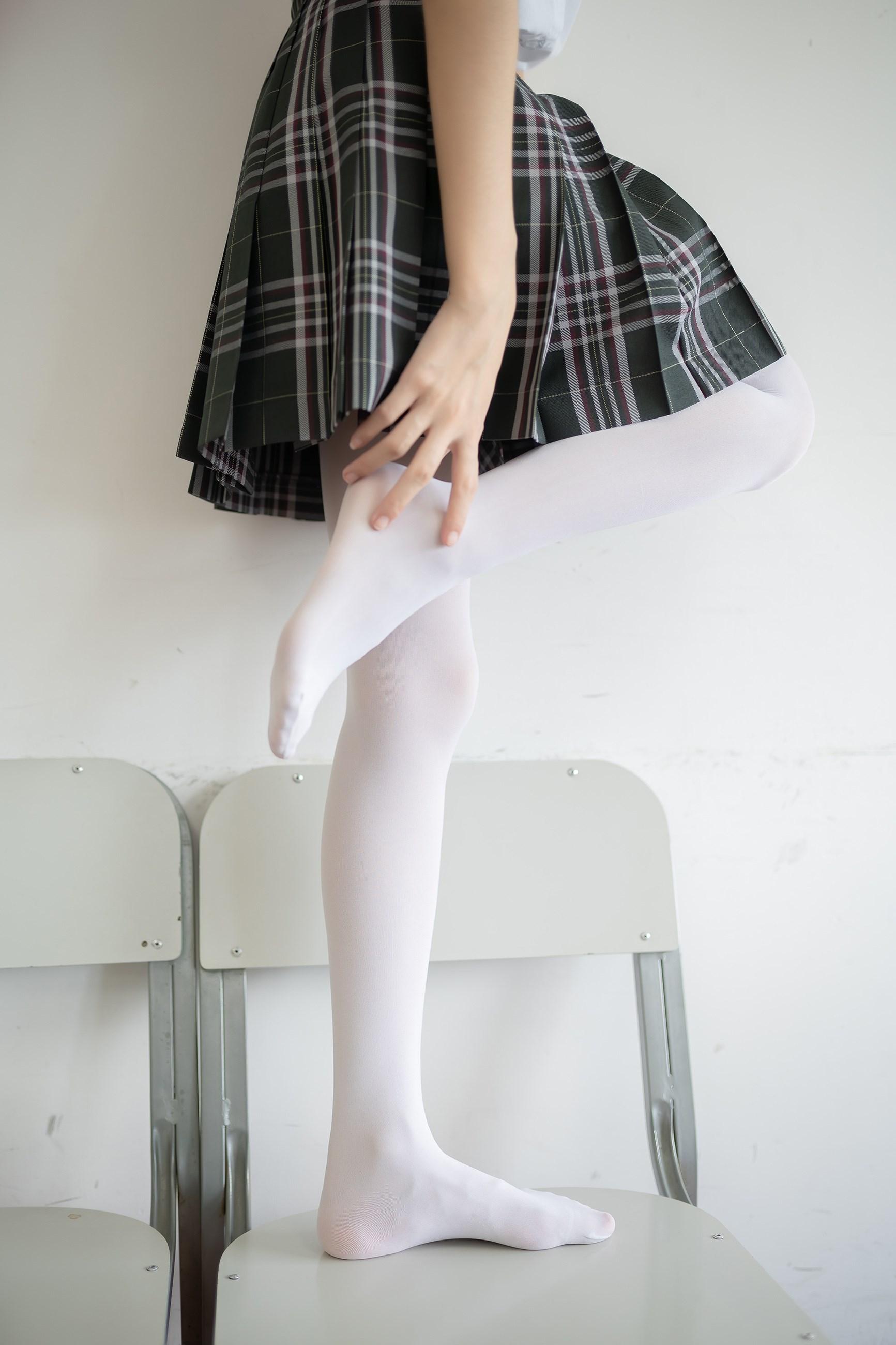 【兔玩映画】白丝双马尾少女 兔玩映画 第41张