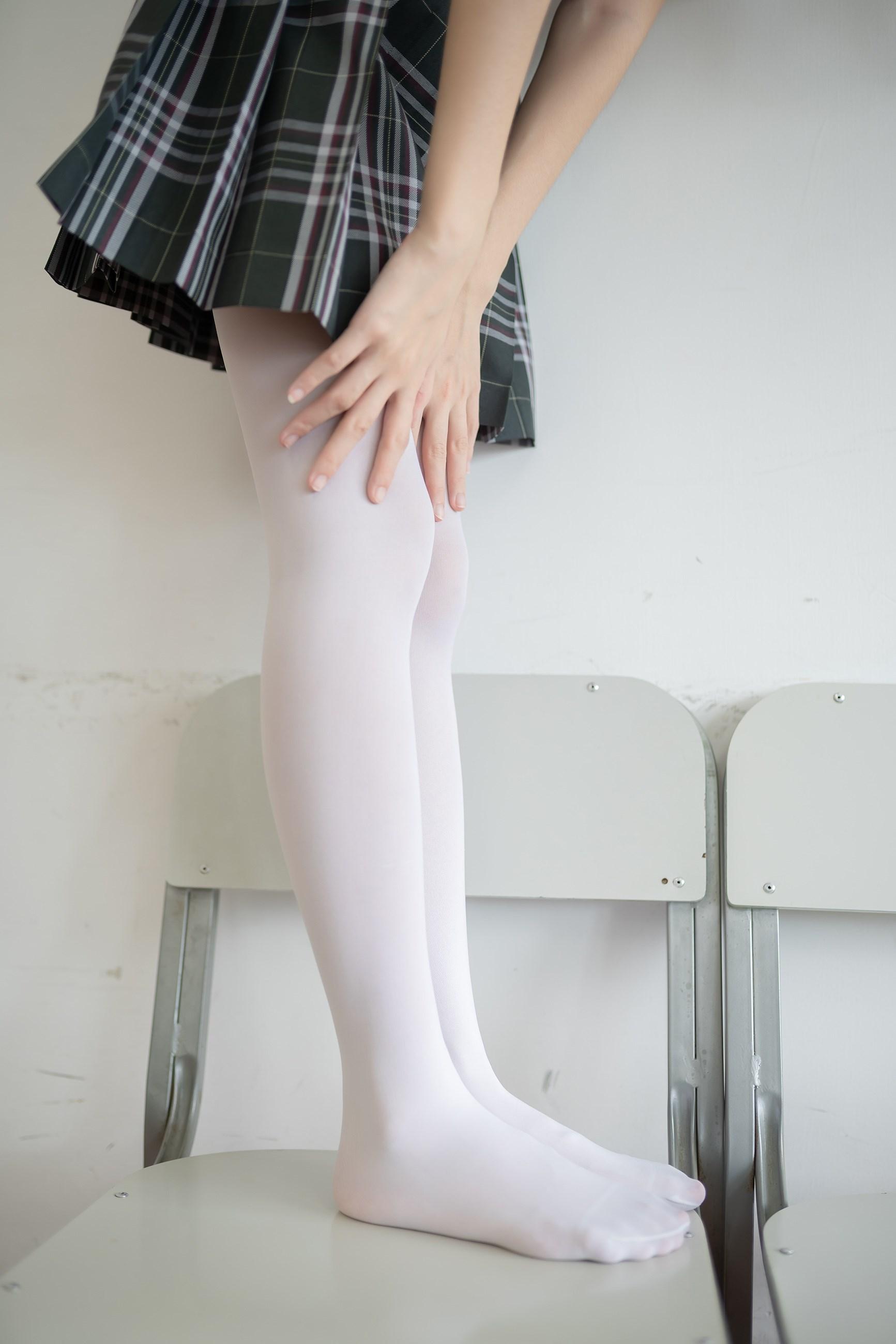 【兔玩映画】白丝双马尾少女 兔玩映画 第40张