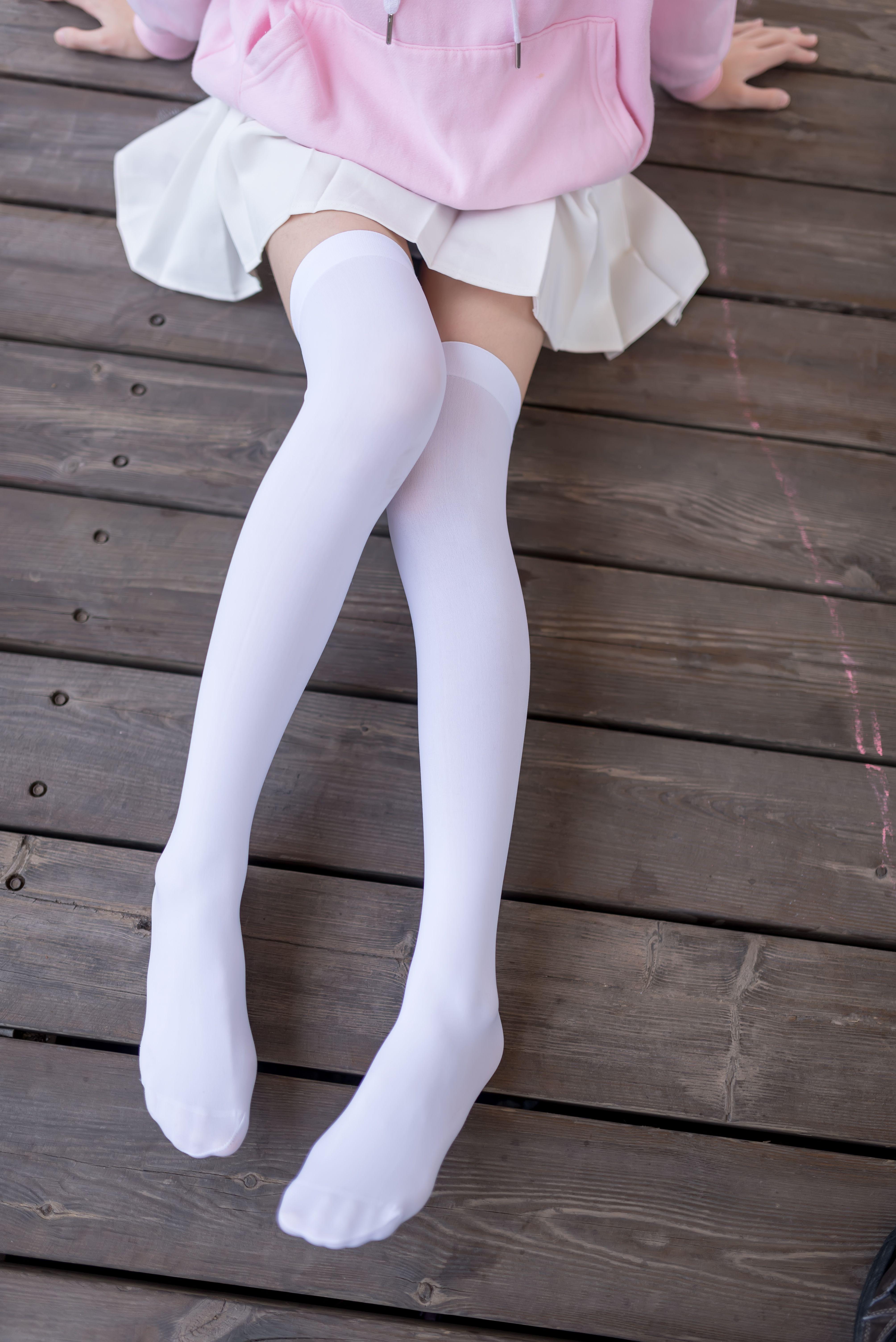 【风之领域】风之领域写真 NO.001 白丝超短裙 [49P/310MB] 风之领域 第1张