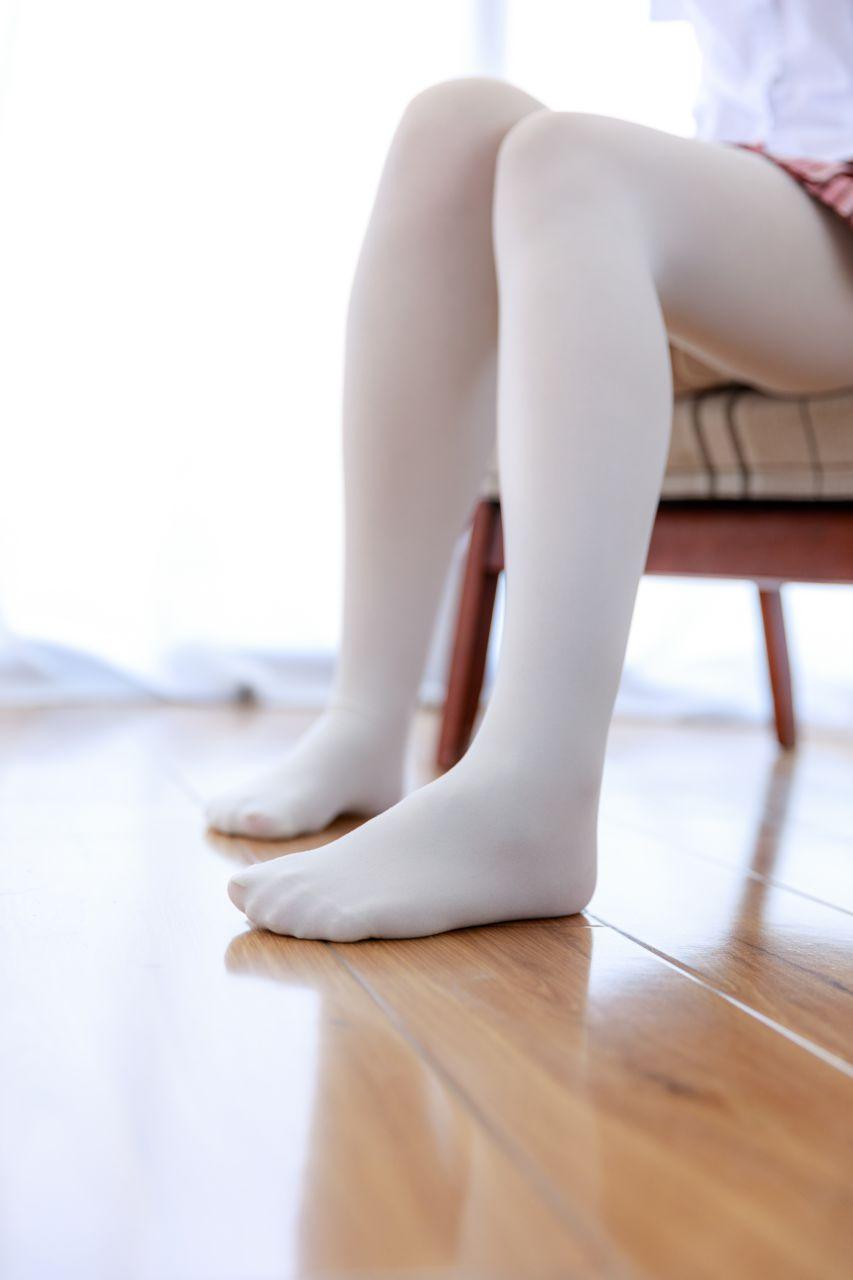 【喵写真】 喵写真 – PR15-006 白丝袜的学生妹 [99P-1V-1.09G] 喵写真 第2张