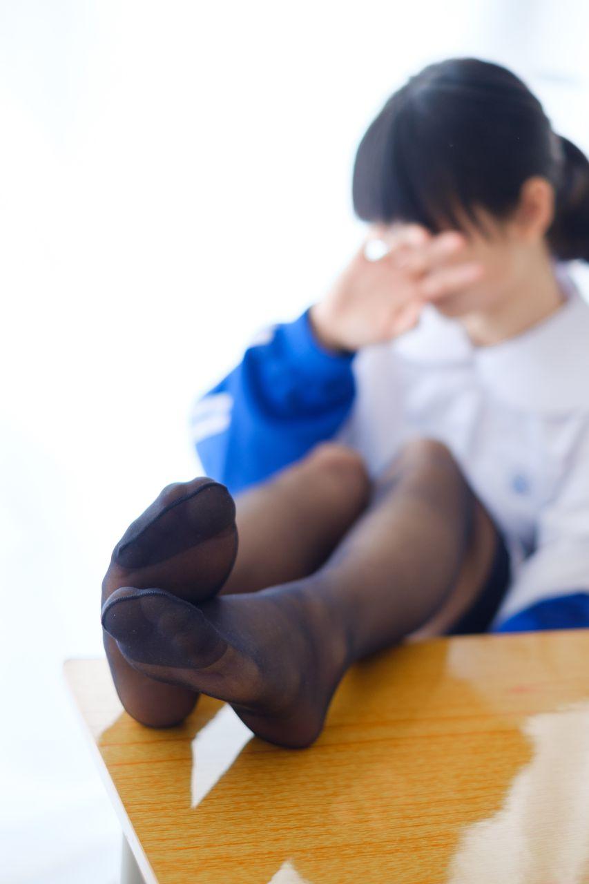 【喵写真】 喵写真 – PR15-004 JK校服黑丝秀 [108P-1V-1.15G] 喵写真 第1张