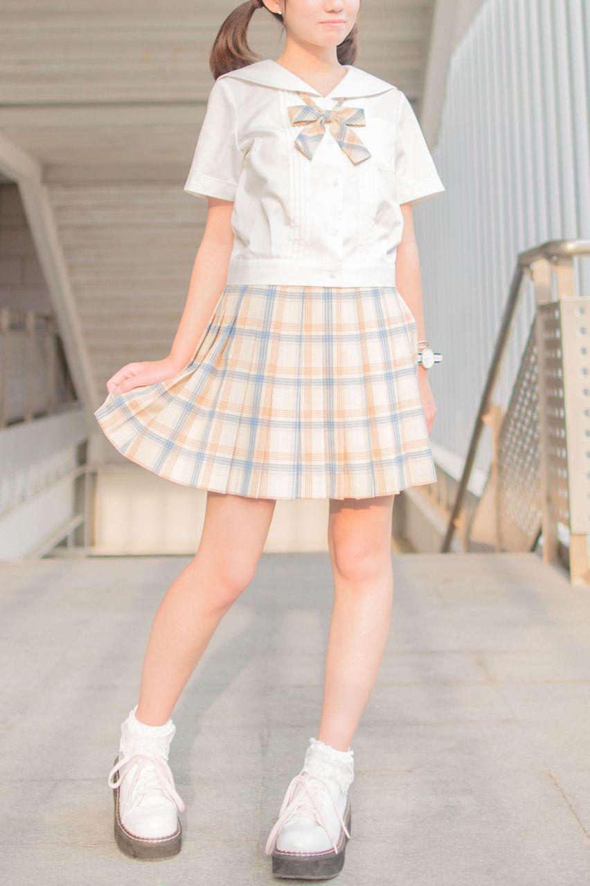 【风之领域】风之领域写真 NO.171 可爱的少女制服 [48P-278MB] 风之领域 第1张