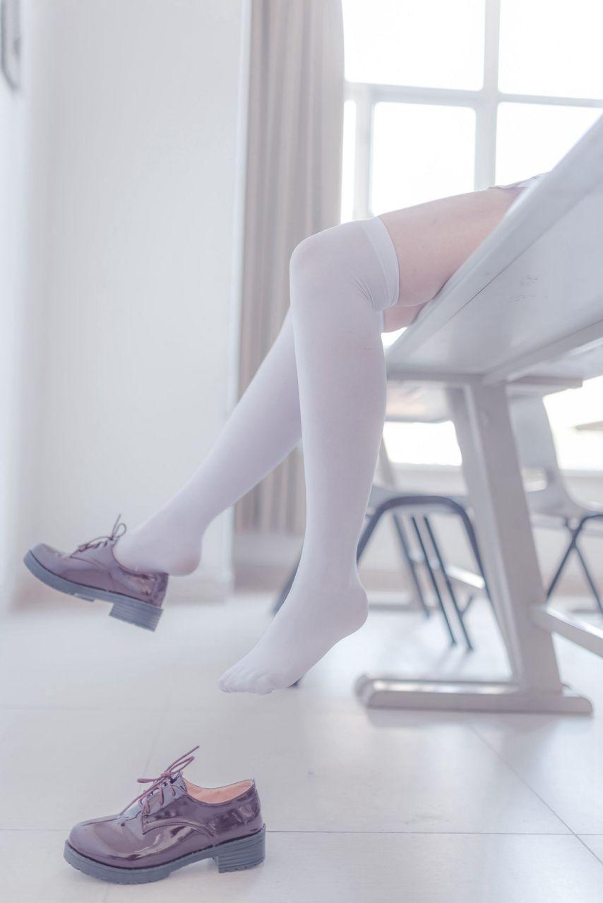 【风之领域】风之领域写真 NO.079 教室里纯白的少女JK [41P-116MB] 风之领域 第3张