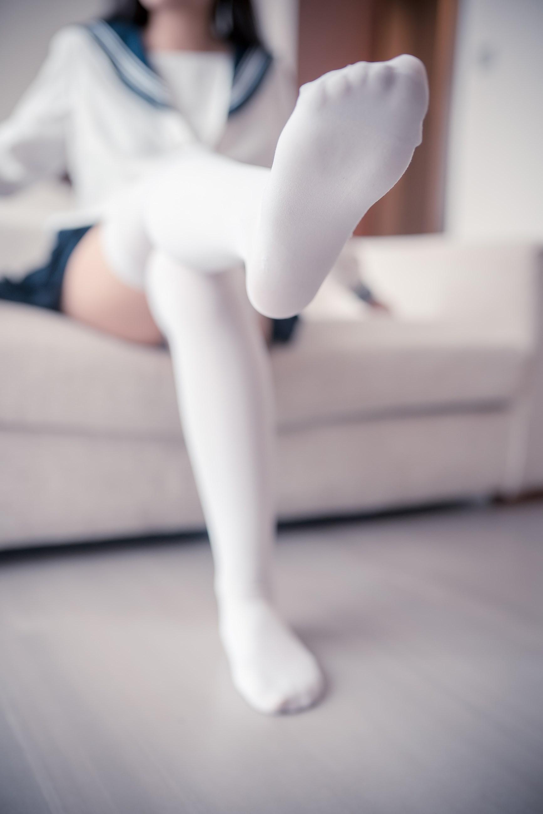 【兔玩映画】肉肉的白丝JK 兔玩映画 第14张