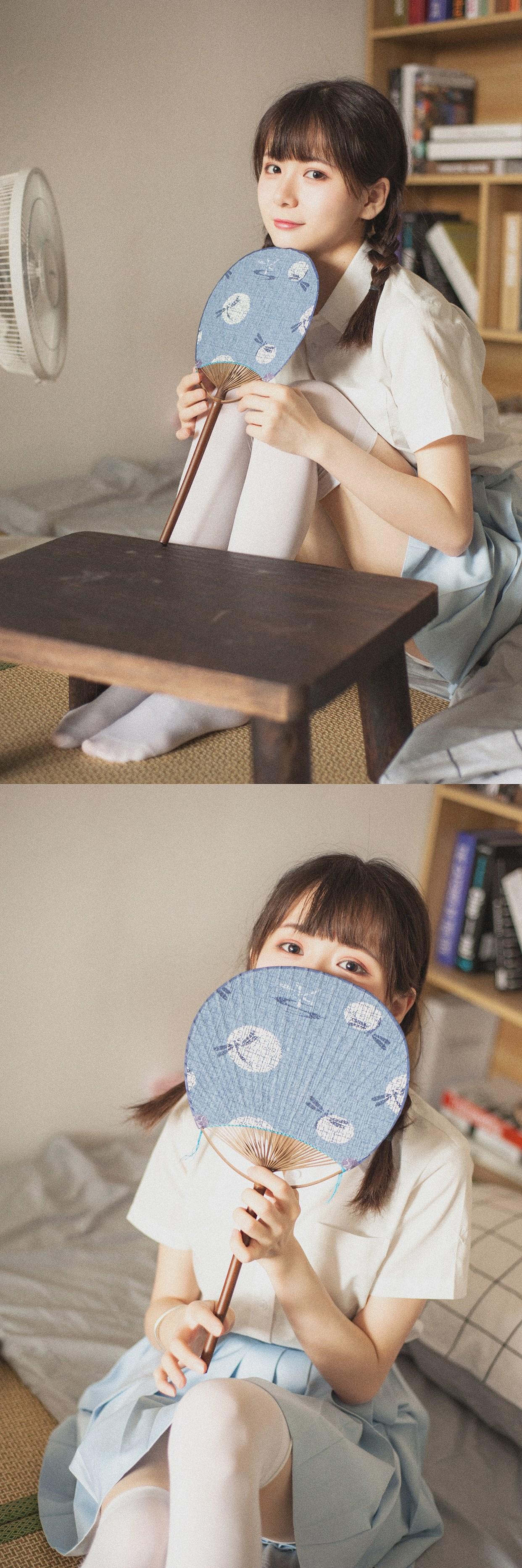 【兔玩映画】夏天的小裙子 兔玩映画 第40张