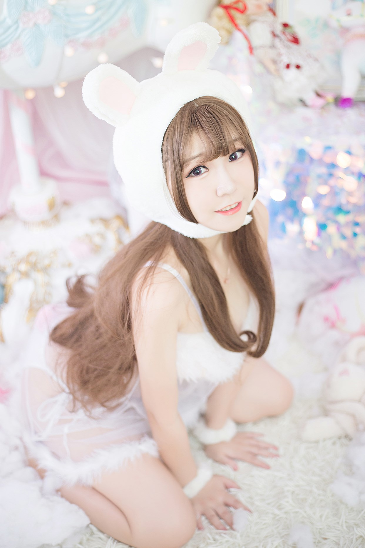 【兔玩映画】vol.01-萌喵喵 兔玩映画 第1张