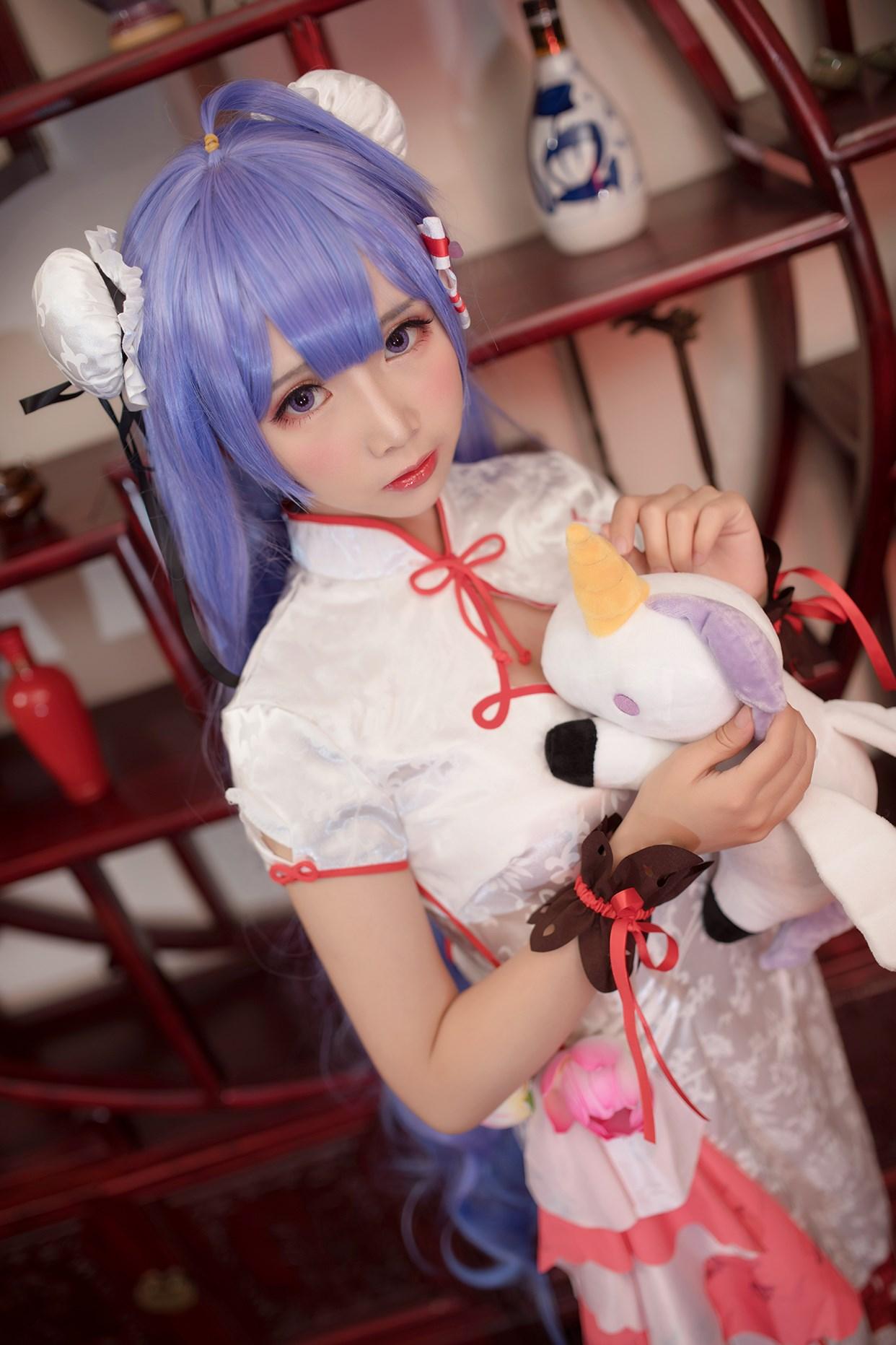 【兔玩映画】护士姐姐和旗袍 兔玩映画 第8张