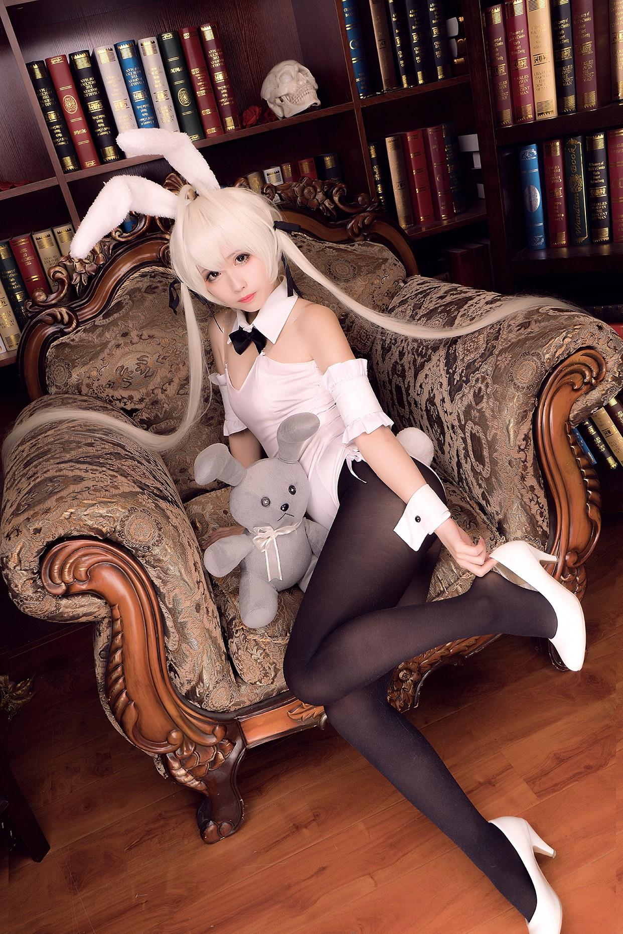 【兔玩映画】兔女郎vol.15-穹妹 兔玩映画 第3张