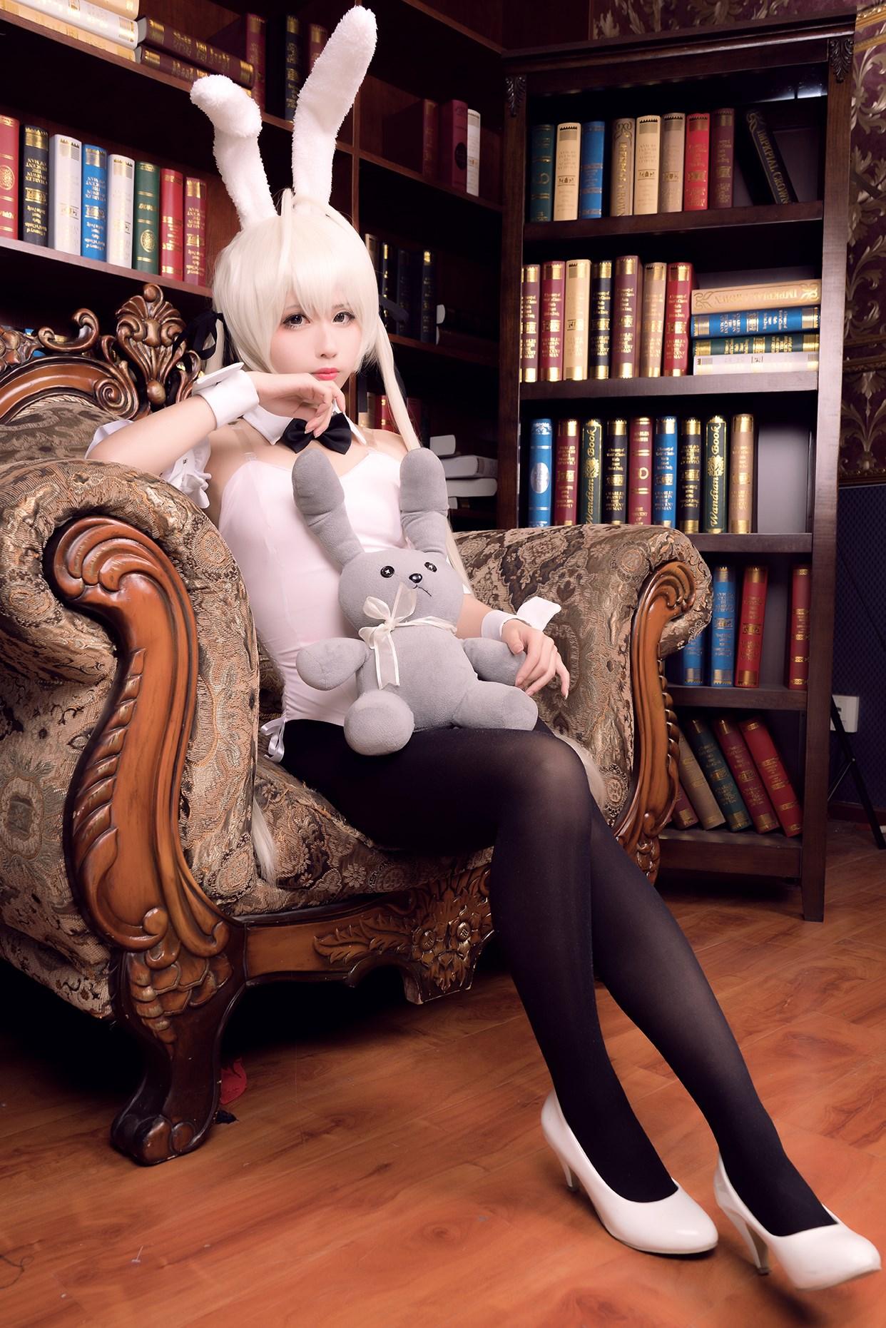 【兔玩映画】兔女郎vol.15-穹妹 兔玩映画 第6张