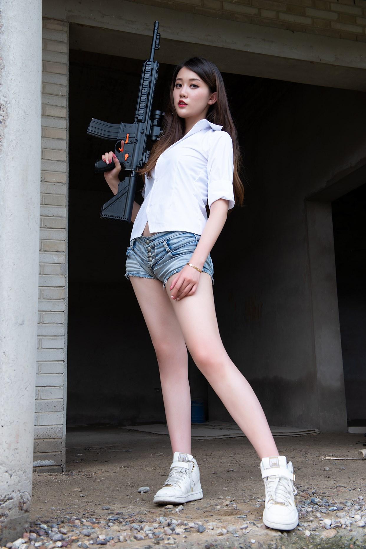 【兔玩映画】狙击少女 兔玩映画 第31张