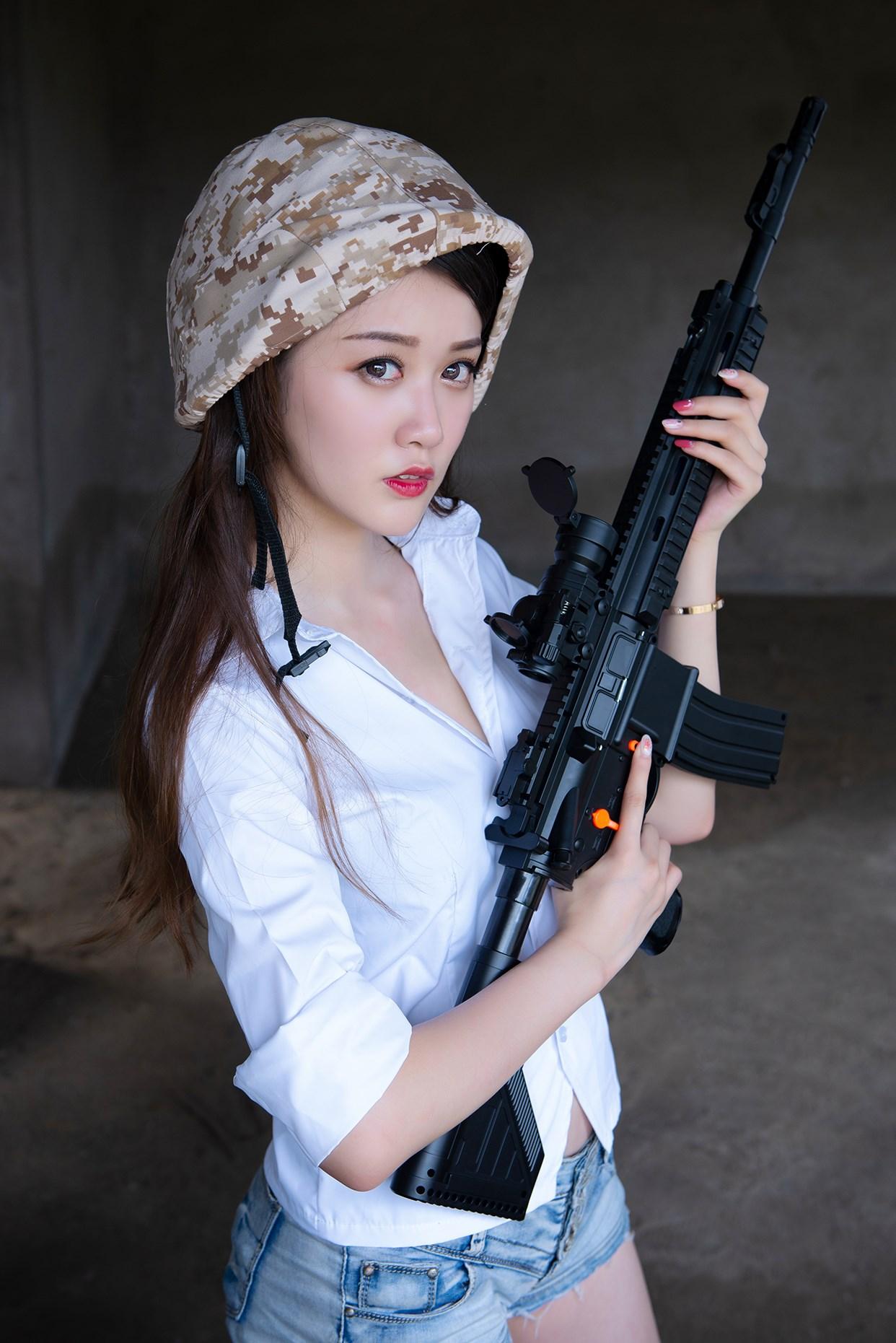 【兔玩映画】狙击少女 兔玩映画 第20张