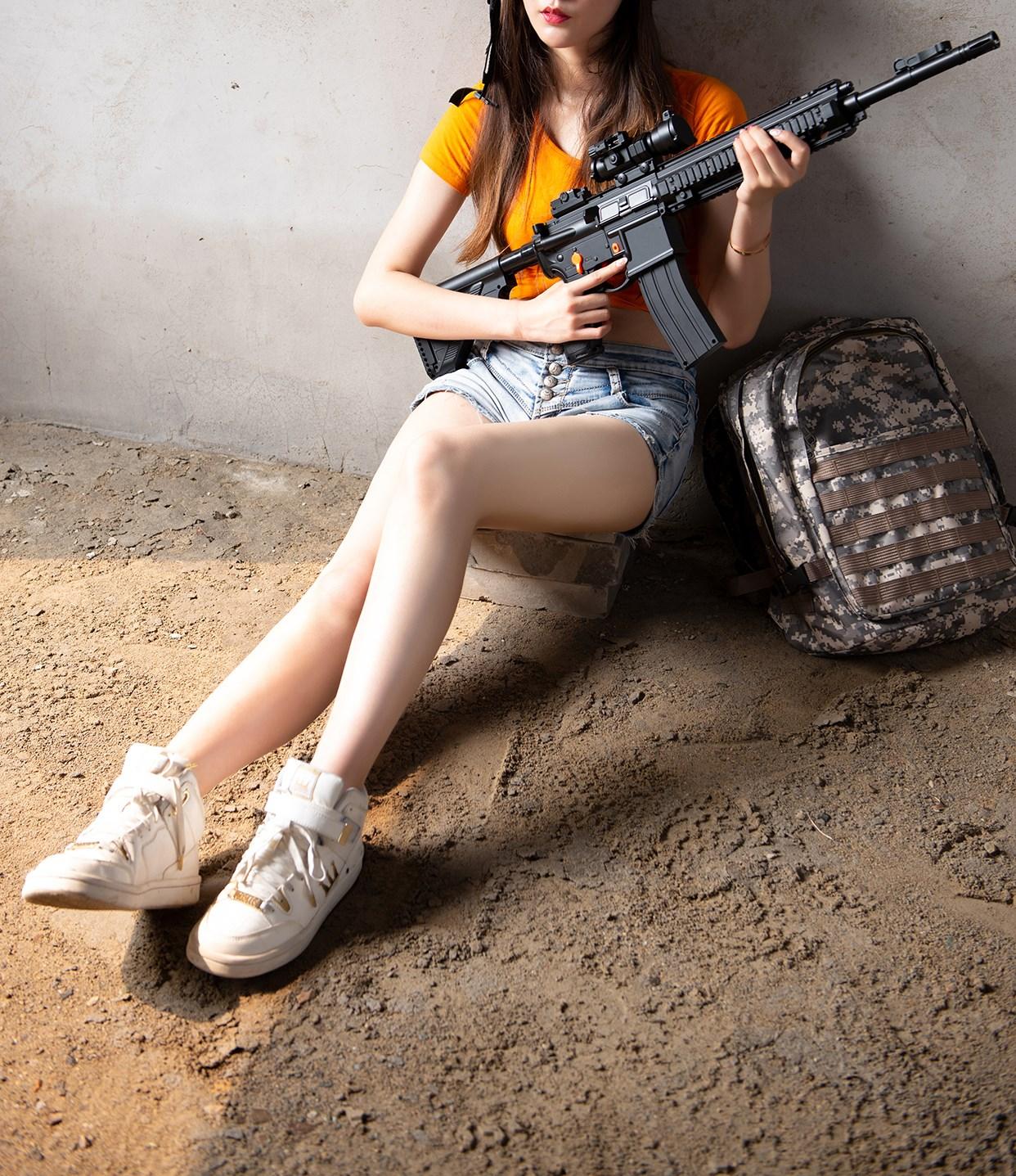 【兔玩映画】狙击少女 兔玩映画 第17张