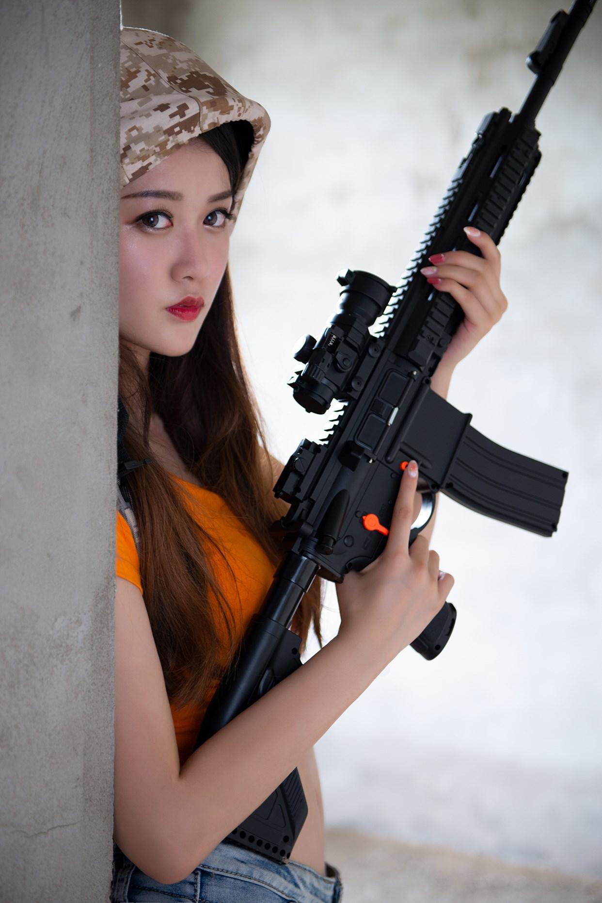 【兔玩映画】狙击少女 兔玩映画 第12张