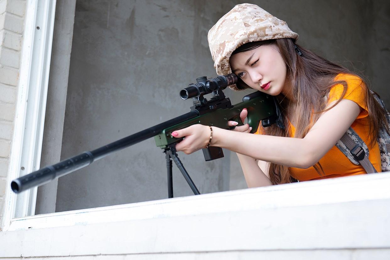 【兔玩映画】狙击少女 兔玩映画 第8张