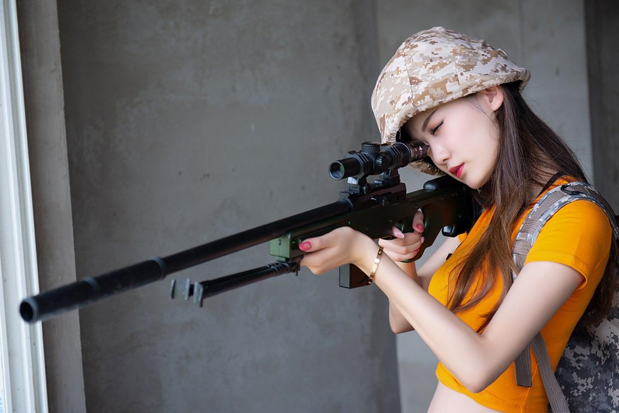 【兔玩映画】狙击少女 兔玩映画 第4张