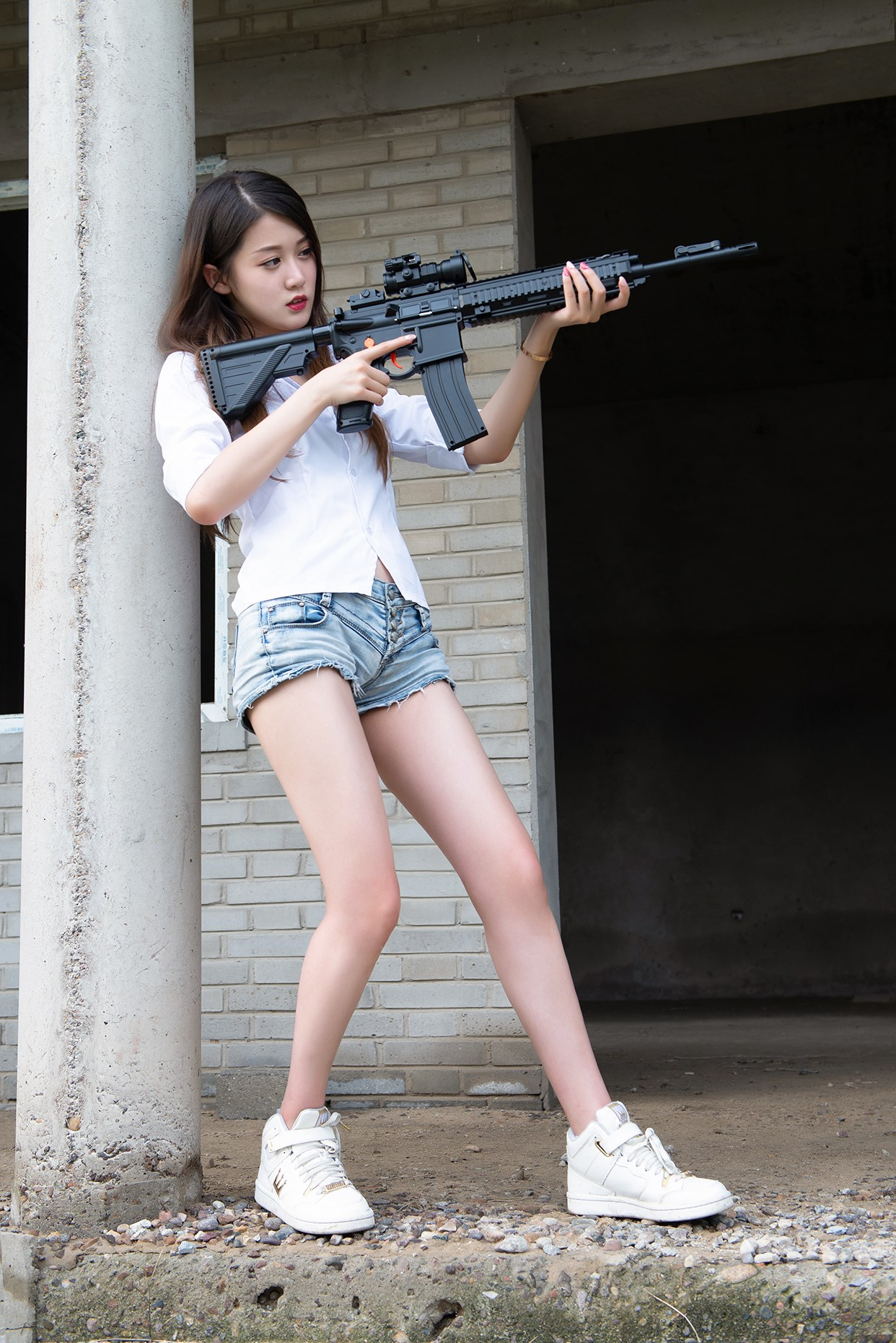 【兔玩映画】狙击少女 兔玩映画 第28张