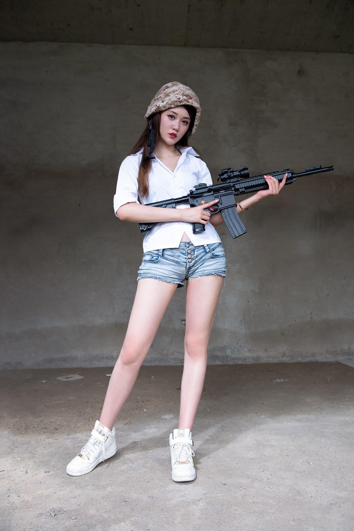 【兔玩映画】狙击少女 兔玩映画 第21张