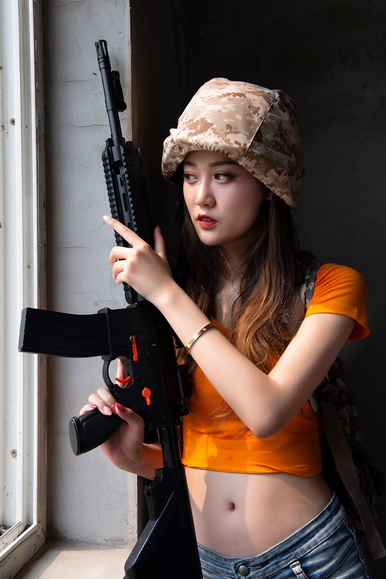 【兔玩映画】狙击少女 兔玩映画 第15张