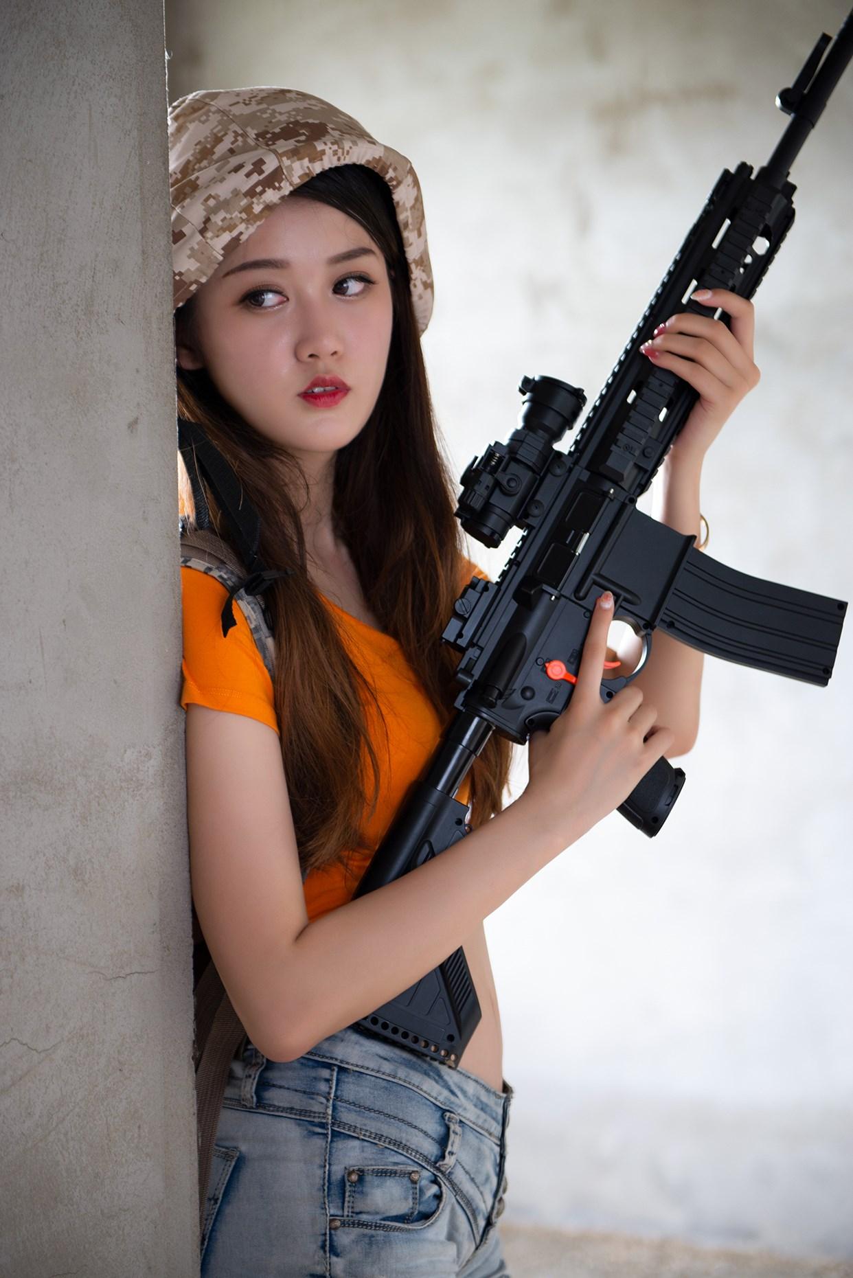 【兔玩映画】狙击少女 兔玩映画 第13张